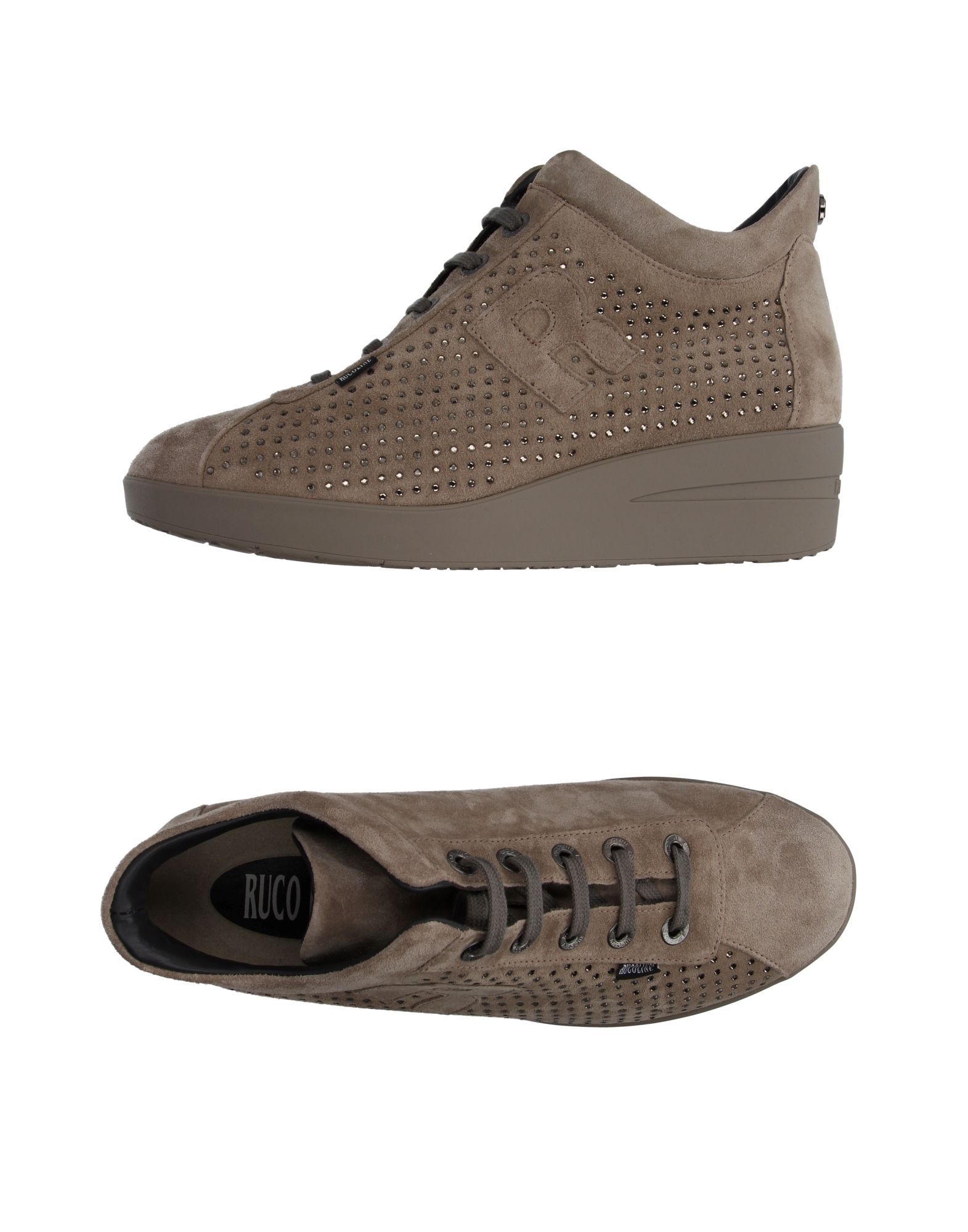 Stilvolle billige Schuhe Ruco  Line Sneakers Damen  Ruco 11041392LU 846cc4