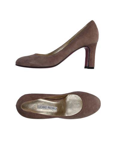 Luciano Padovan Shoe Grå fabrikkutsalg online billig stort salg HJRCc