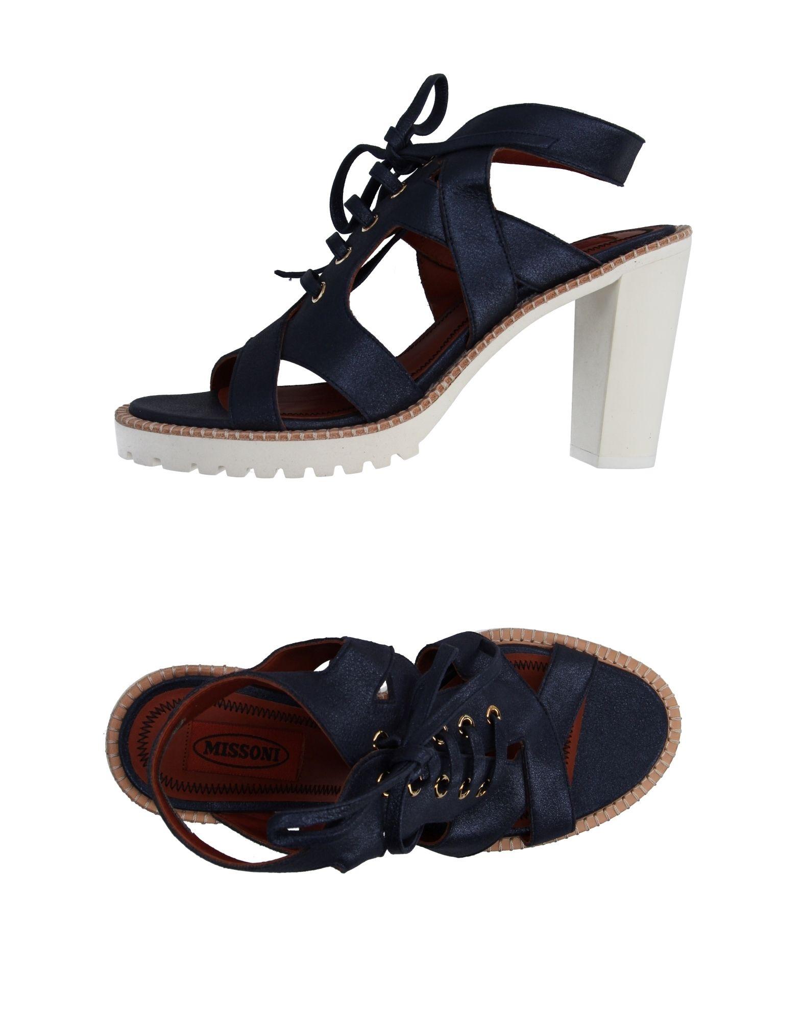 Missoni Sandalen Damen    11042438CX Heiße Schuhe 50a848