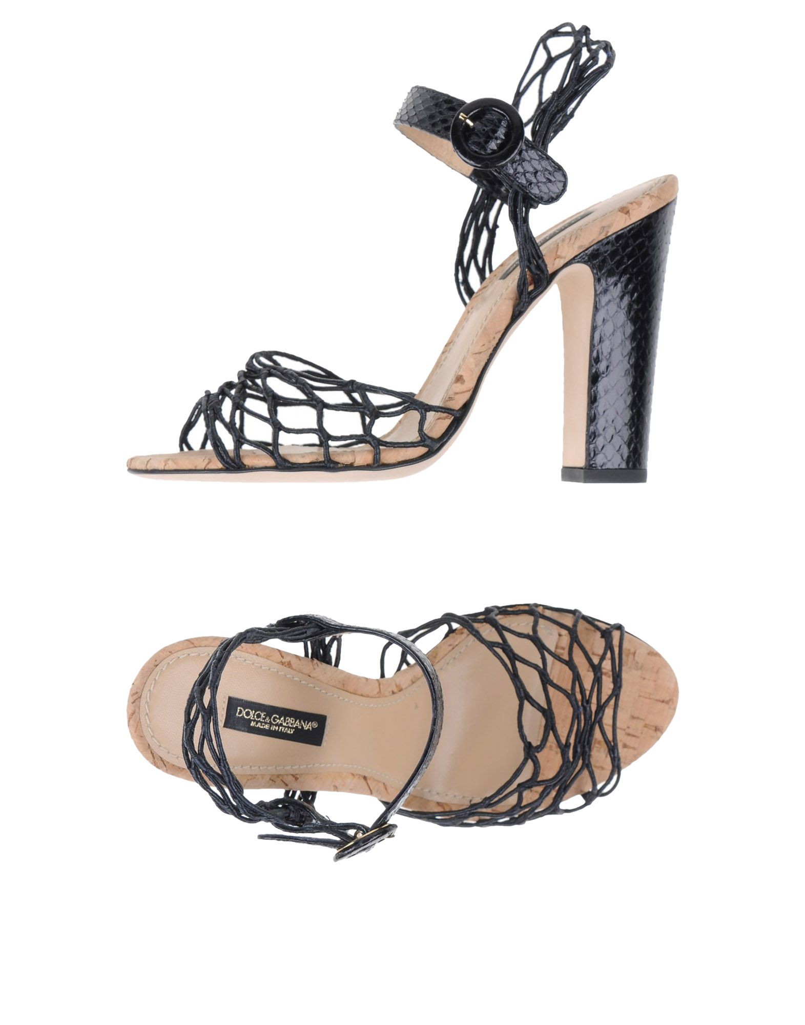 Sandali Dolce & Gabbana Donna - 11043058LD