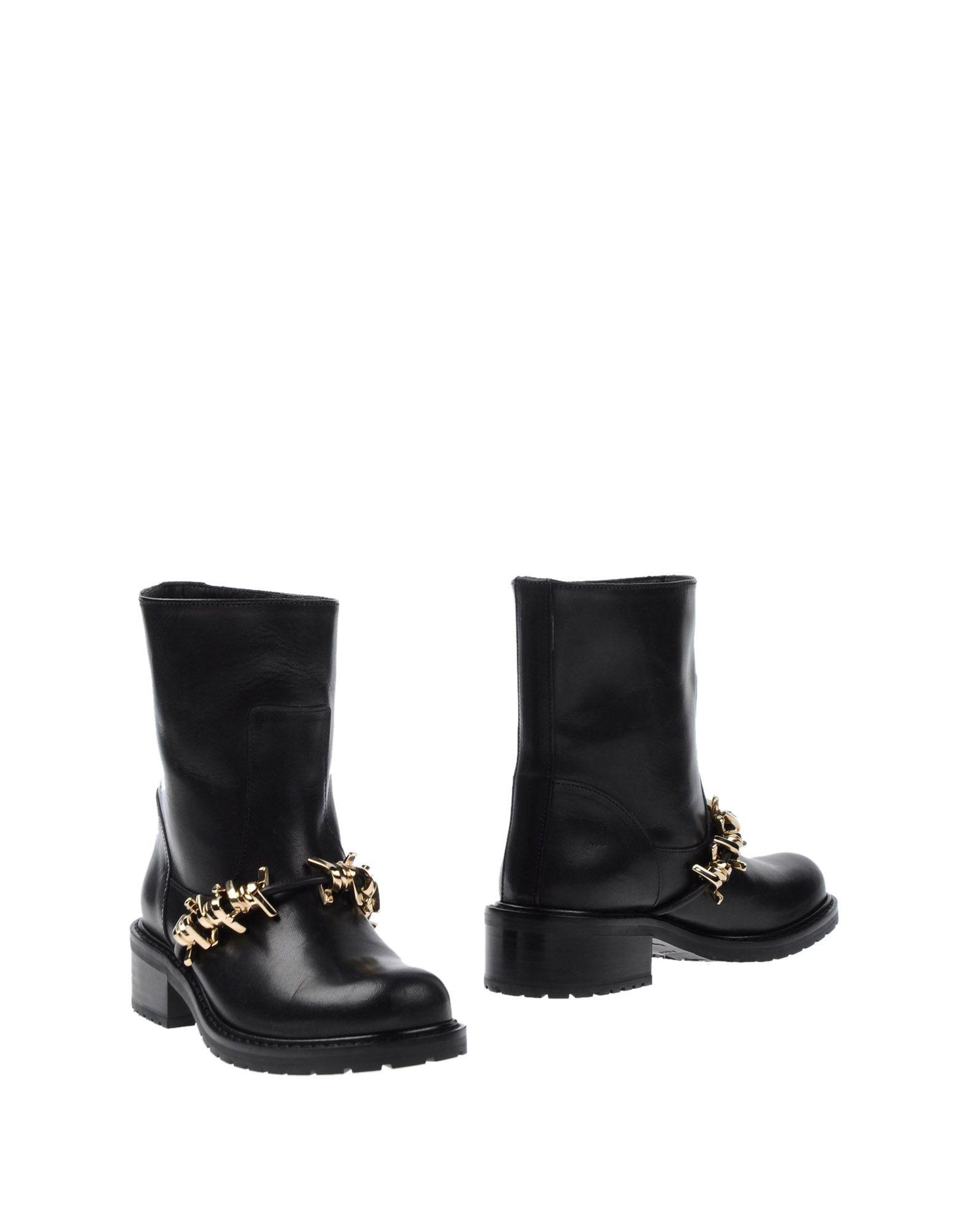 Rabatt Schuhe Dsquared2 Stiefelette Damen  11043590TI
