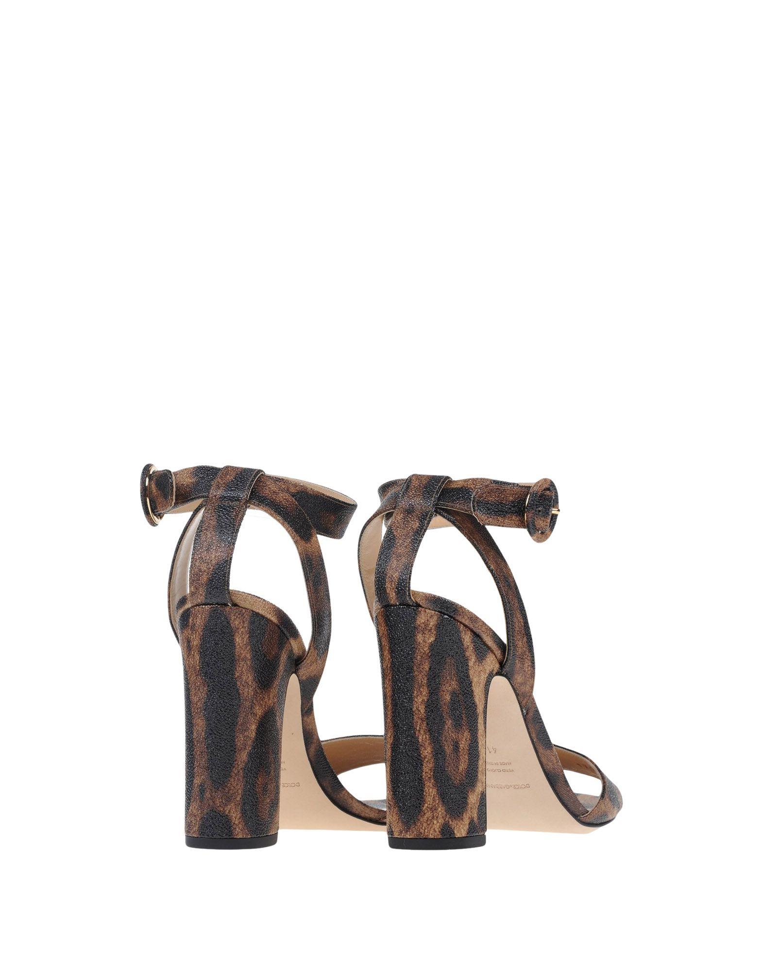 Dolce & Gabbana Sandalen Neue Damen  11043679VA Neue Sandalen Schuhe 02b8b0