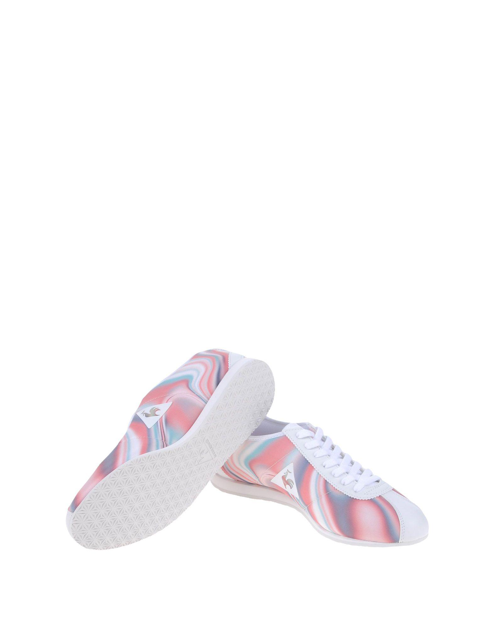 Sneakers Le Coq Sportif Wendon W Blurred - Femme - Sneakers Le Coq Sportif sur