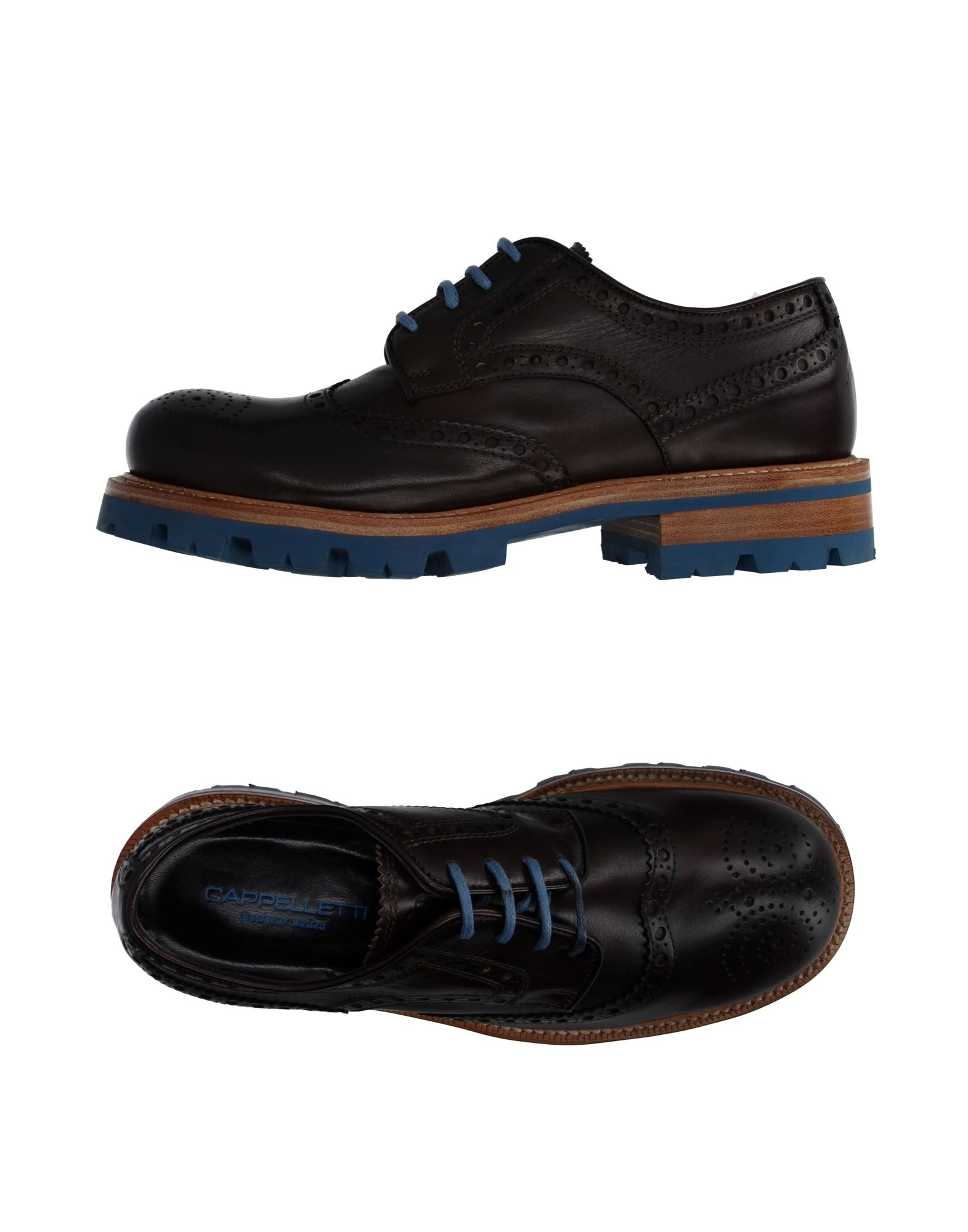 Cappelletti Schnürschuhe Herren  11044009DQ Gute Qualität beliebte Schuhe