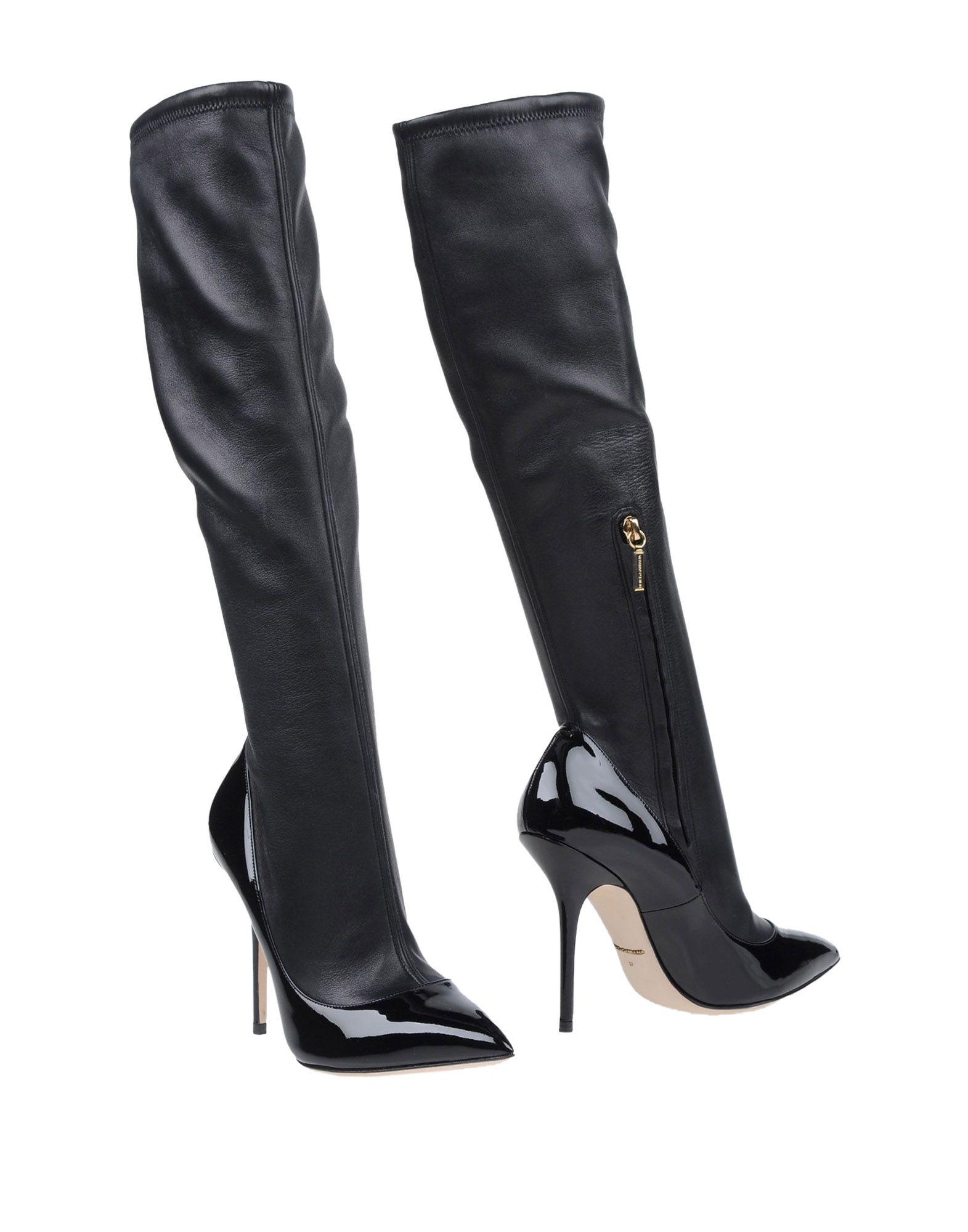 Dolce & 11045870QGGünstige Gabbana Stiefel Damen  11045870QGGünstige & gut aussehende Schuhe e2d785