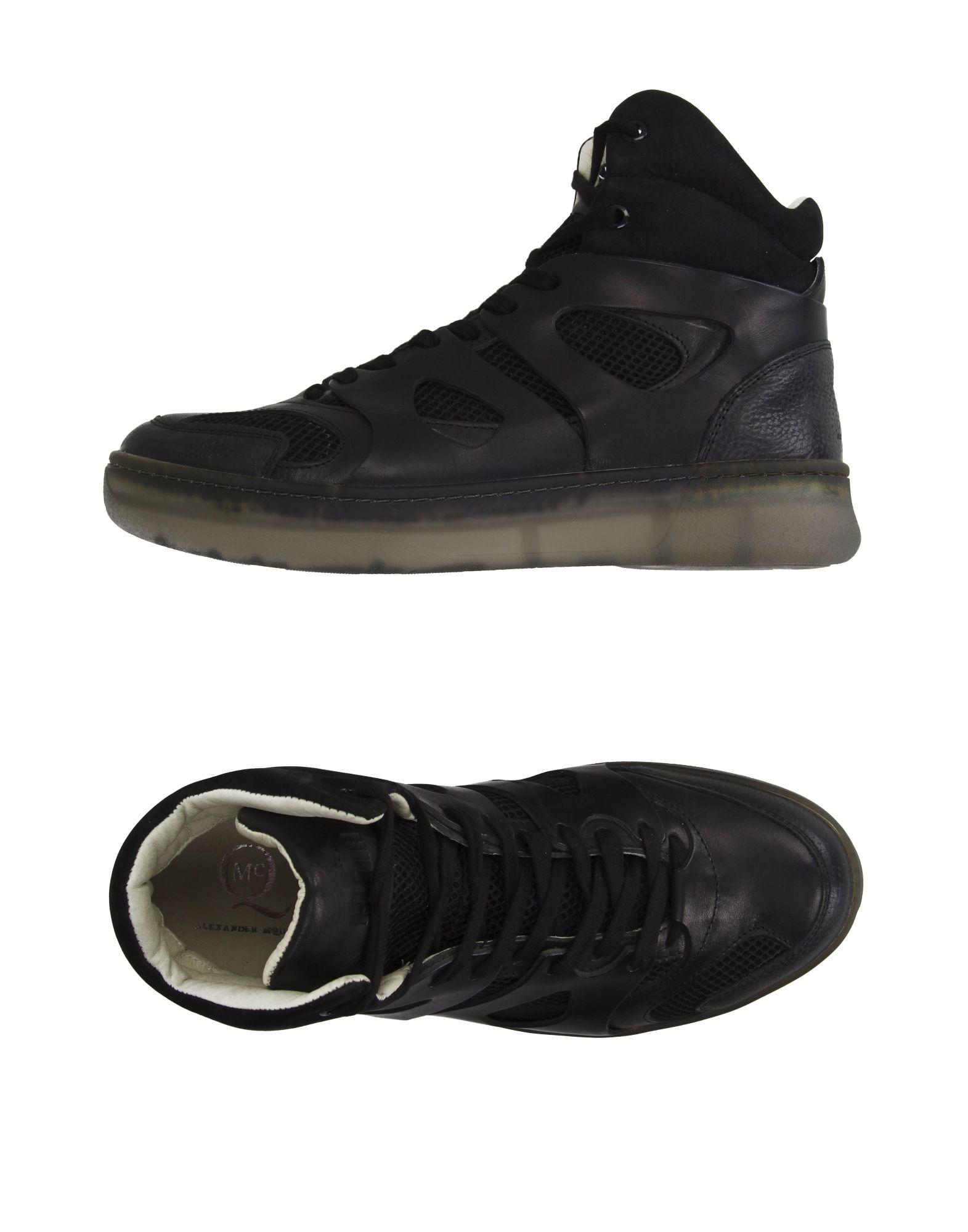 Sneakers Mcq Puma Homme - Sneakers Mcq Puma  Noir Super rabais