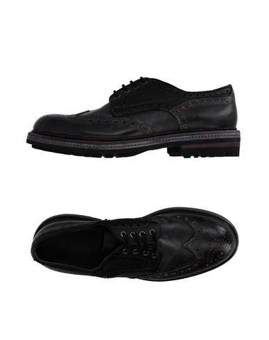 Zapatos con descuento Zapato De Cordones Santoni Cordones Hombre - Zapatos De Cordones Santoni Santoni - 11046622MN Gris marengo 3b96c1