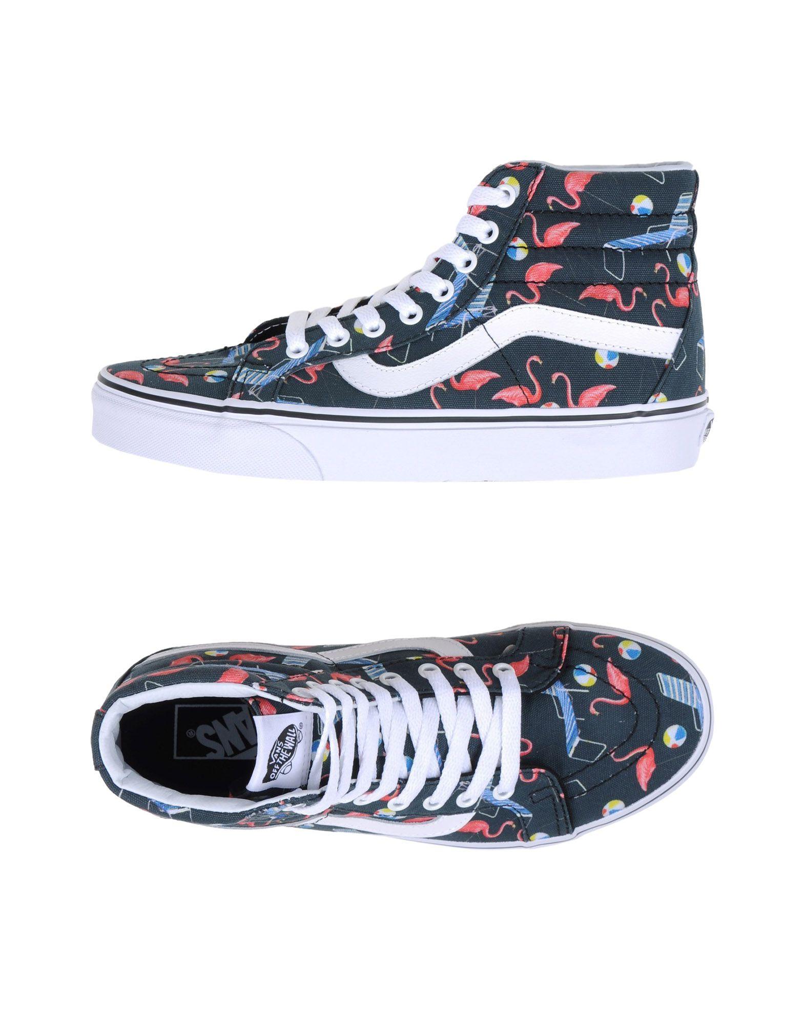 Sneakers Vans Sk8-Hi Reissue Pool Vibes - Femme - Sneakers Vans sur