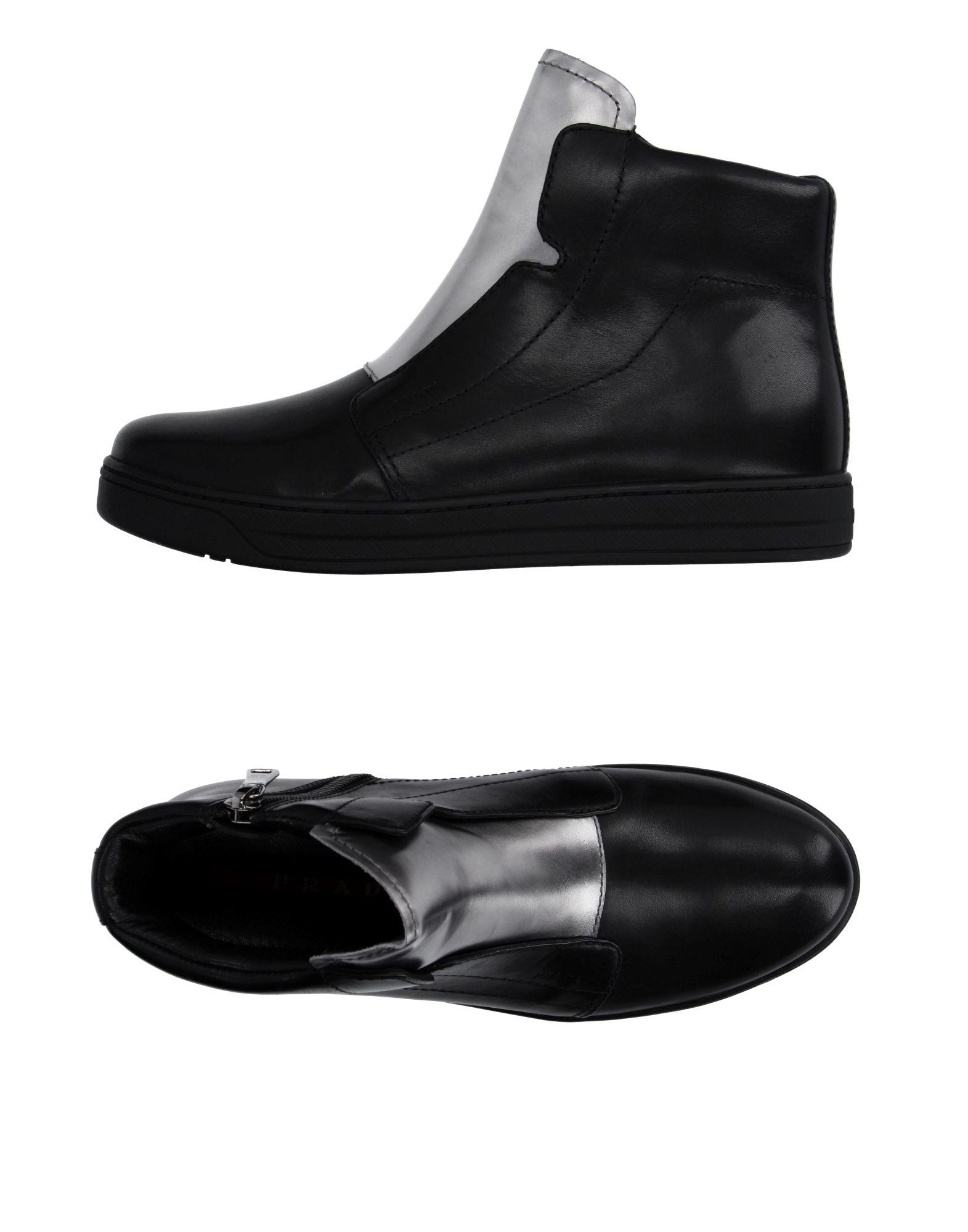 Prada Sport Sneakers Damen  11047576QHGünstige gut aussehende Schuhe