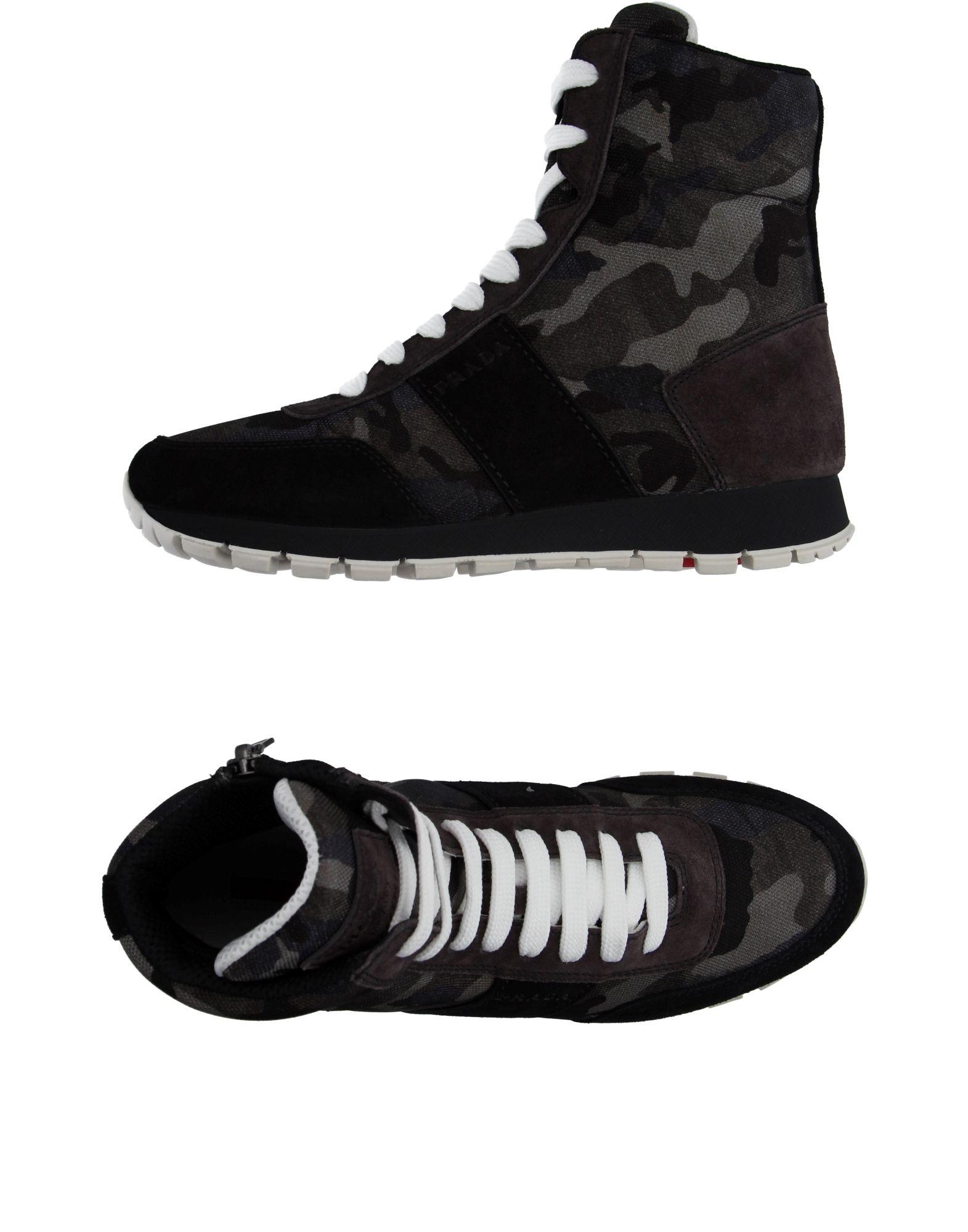 Prada Sport Sneakers Damen  11047606RSGut aussehende strapazierfähige Schuhe