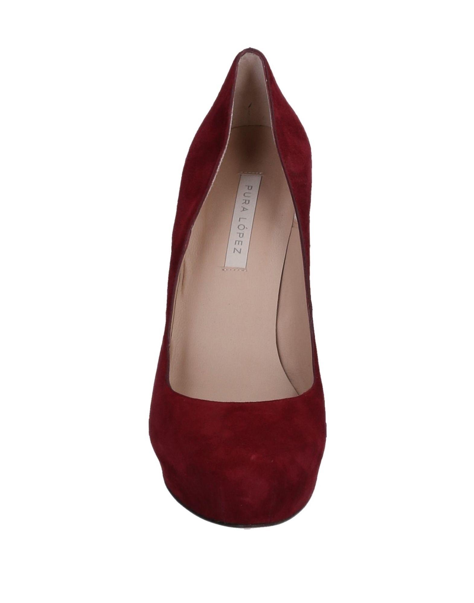 Gut um billige Pumps Schuhe zu tragenPura López Pumps billige Damen  11047630LM 76b6f0