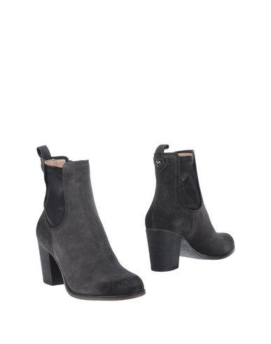 TWIN-SET Simona Barbieri Ankle boot Black Women