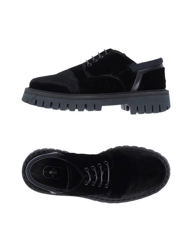 BB BRUNO BORDESE Laced Shoes in Black