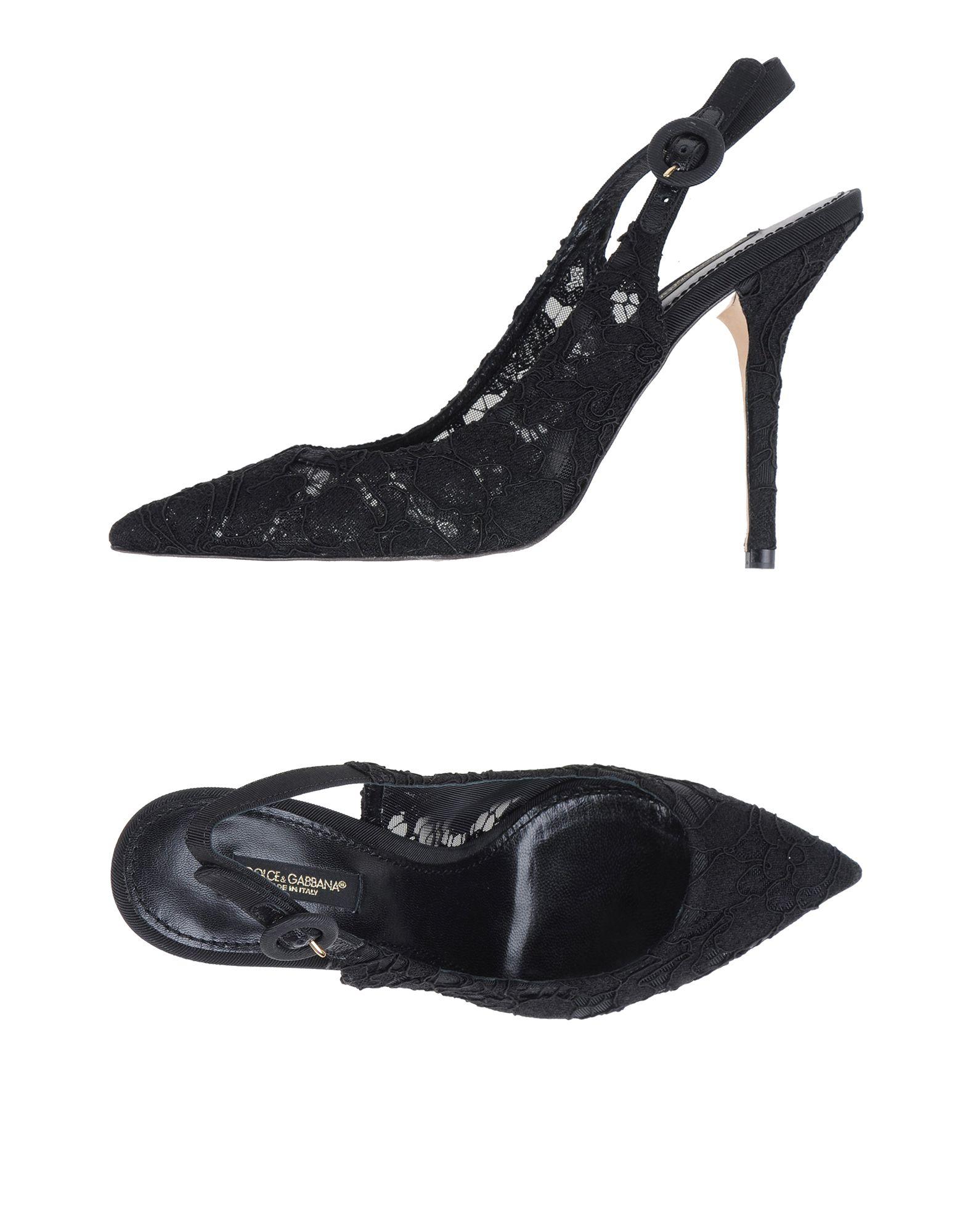 Dolce Gutes & Gabbana Pumps Damen Gutes Dolce Preis-Leistungs-Verhältnis, es lohnt sich,Sonderangebot-16849 2de35b