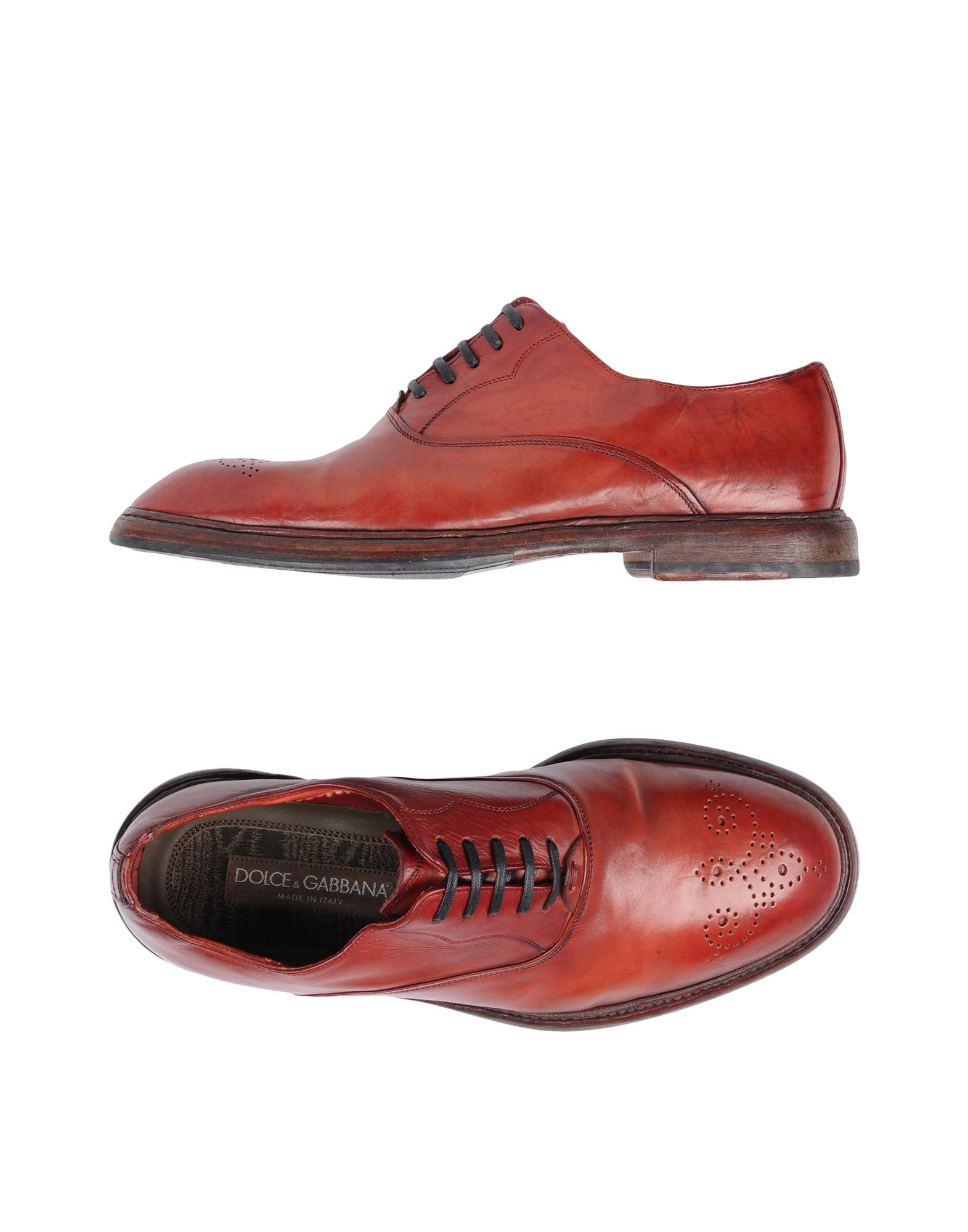 Dolce & Gabbana Schnürschuhe Herren  11049138ES Gute Qualität beliebte Schuhe