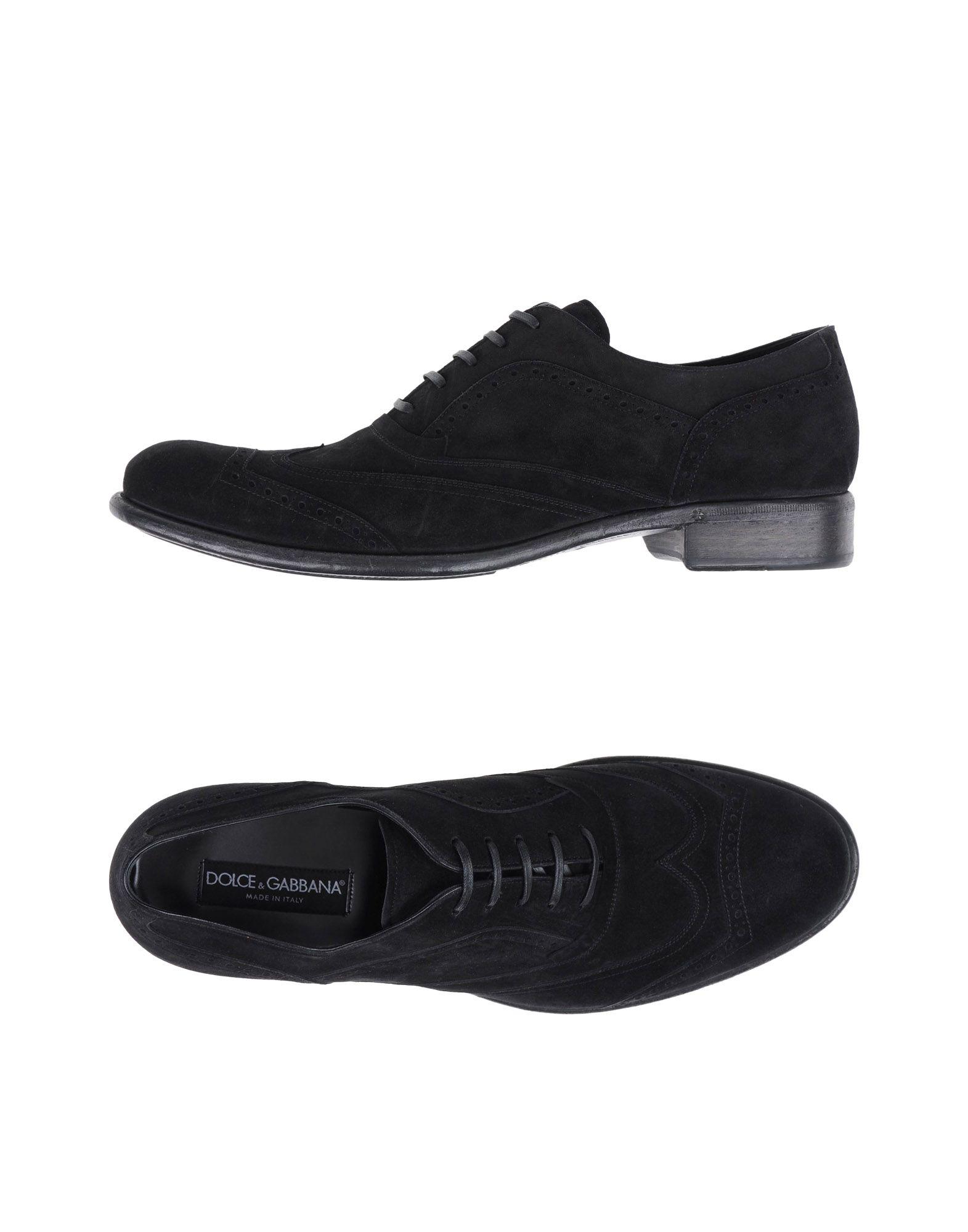 Dolce & Gabbana Schnürschuhe Herren  11049528LX Gute Qualität beliebte Schuhe