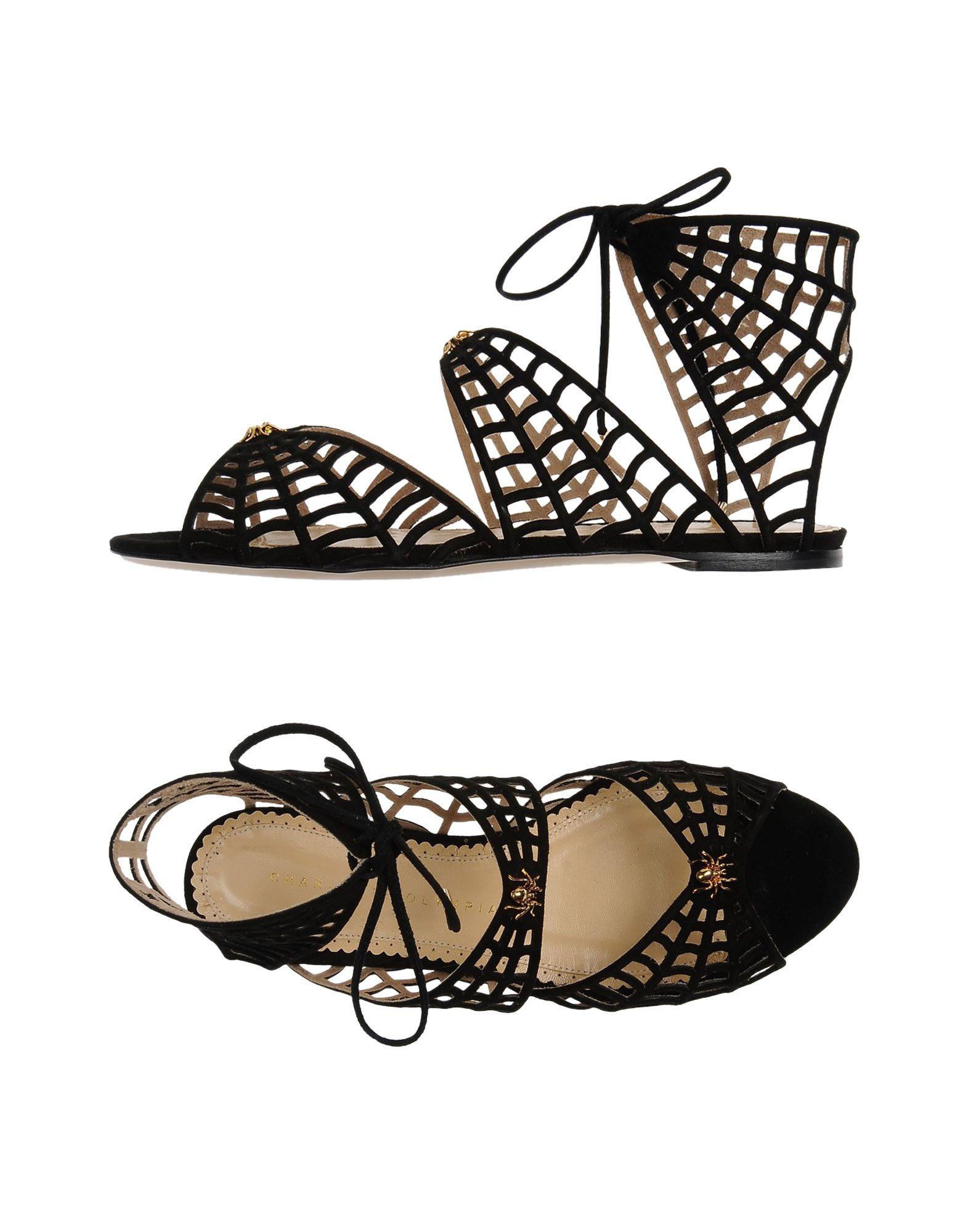 Charlotte Olympia Sandalen Damen aussehende  11049858GEGünstige gut aussehende Damen Schuhe dd1bb7