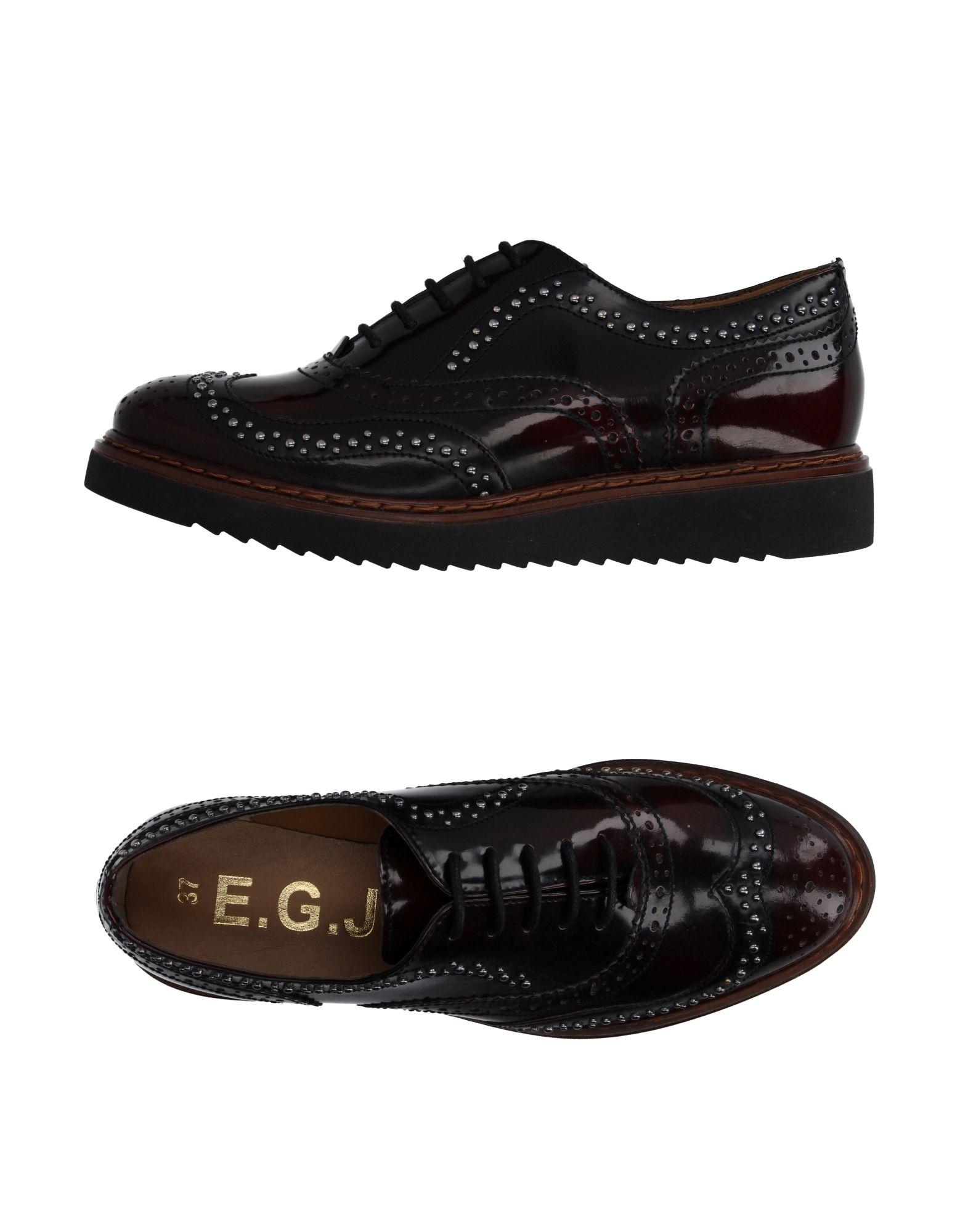 E.G.J. Schnürschuhe Damen  11050481OB Gute Qualität beliebte Schuhe