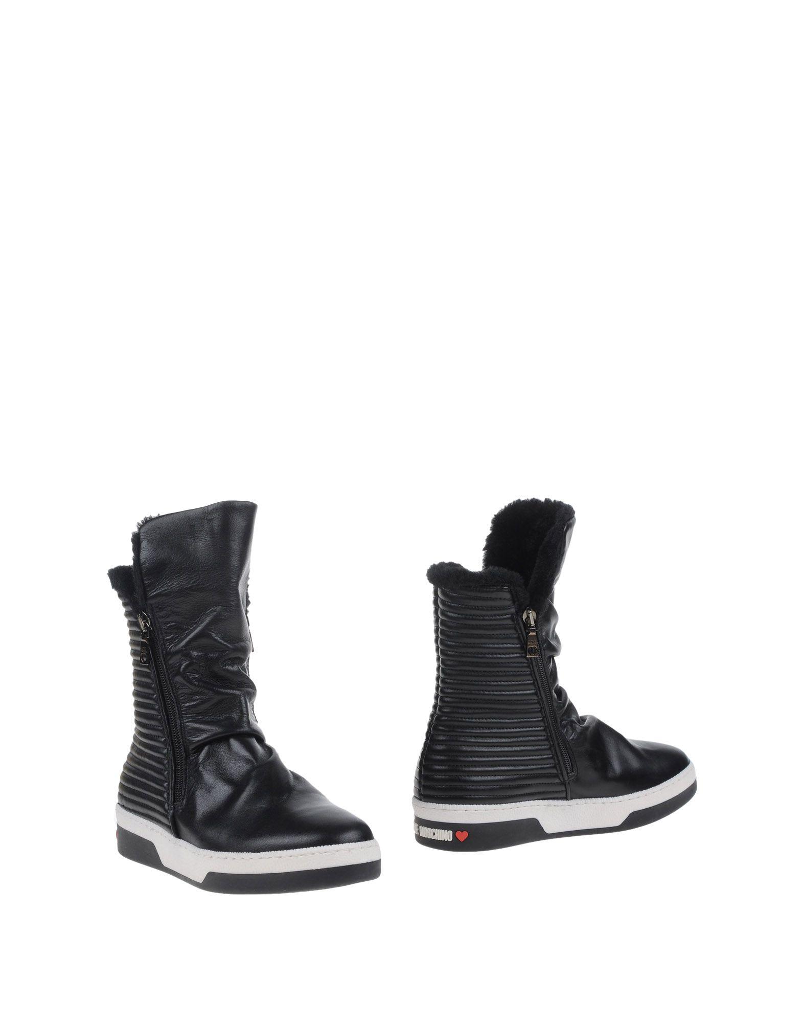 Stilvolle Stiefelette billige Schuhe Love Moschino Stiefelette Stilvolle Damen  11051071BF b6cf24