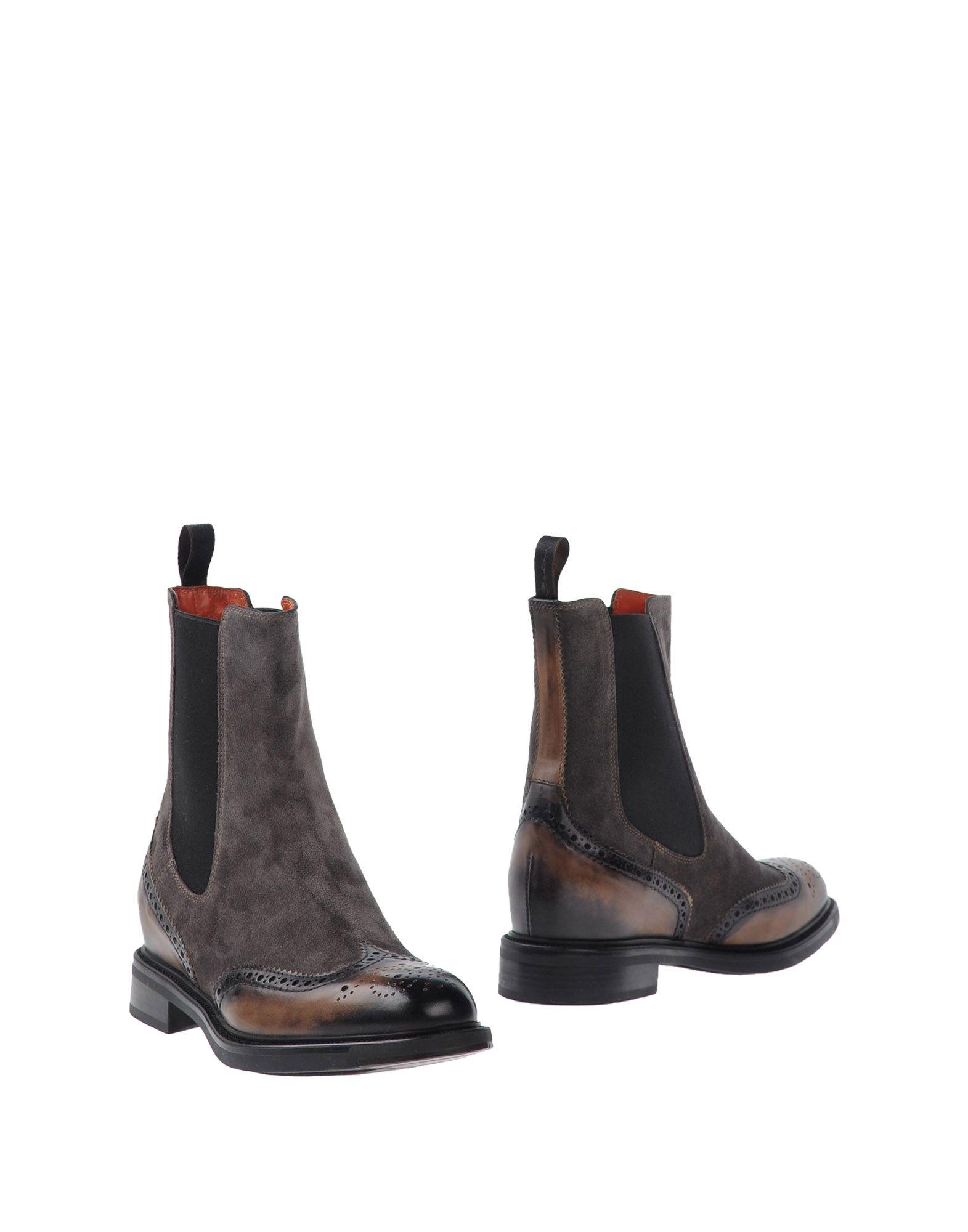 Rabatt Schuhe Santoni Chelsea Boots Damen  11052156BI