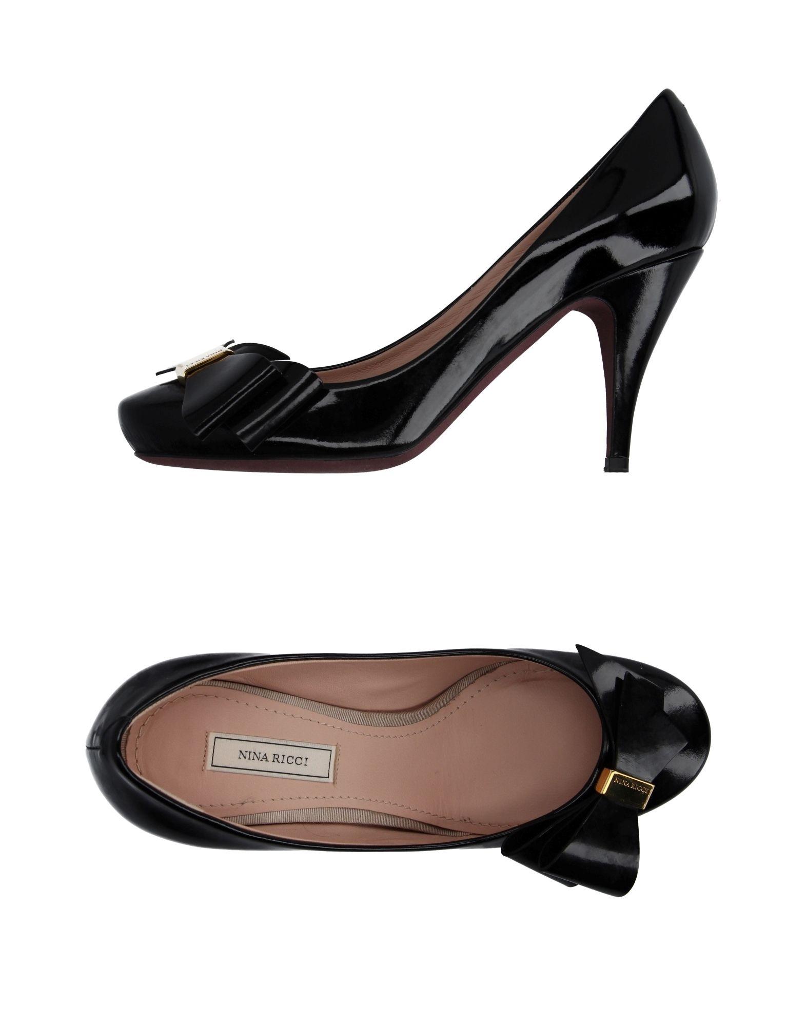 Rabatt Schuhe Nina Ricci Pumps Damen  11054112PE