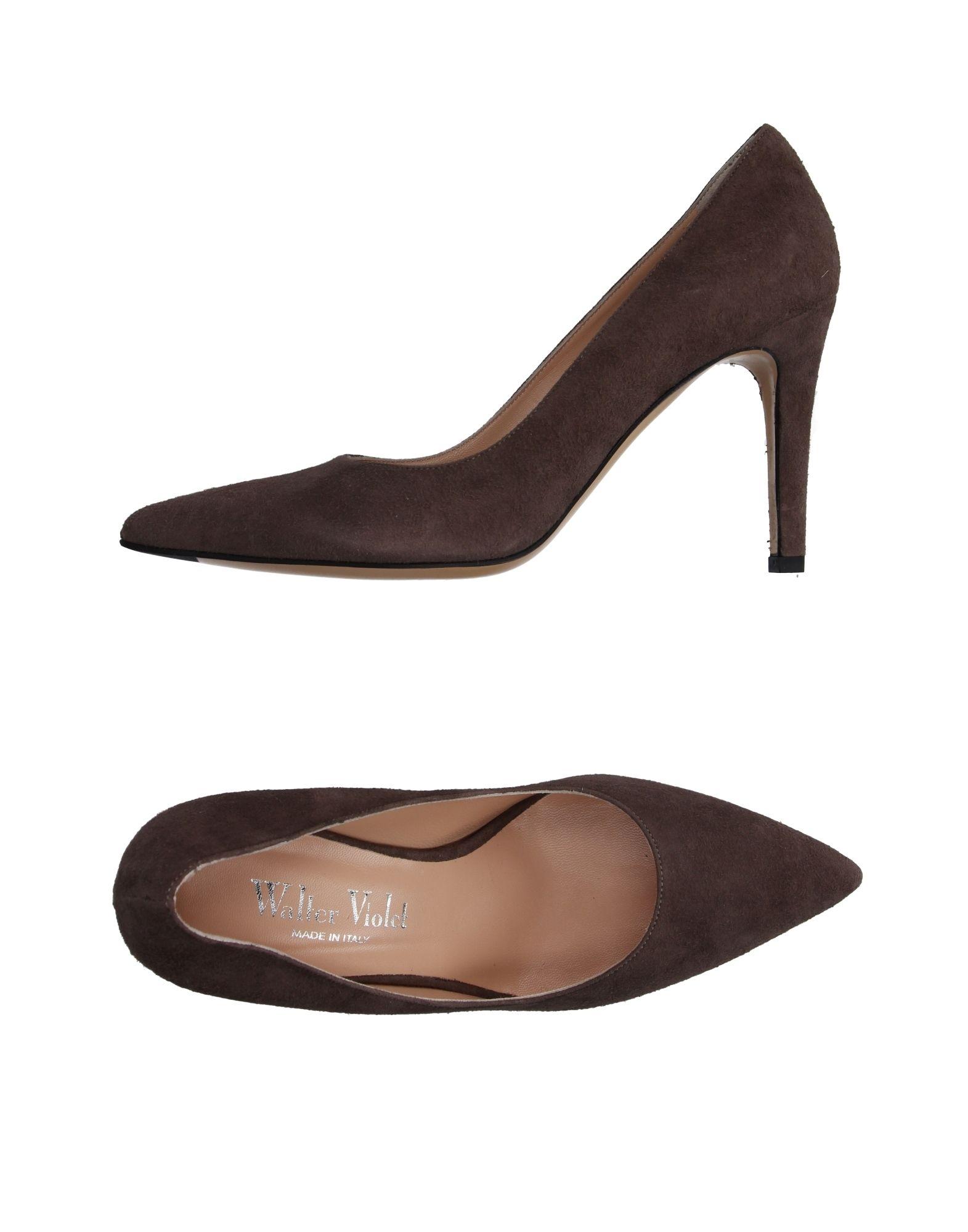 Walter Violet Pumps Damen  11054124RA Gute Qualität Qualität Gute beliebte Schuhe b72e35