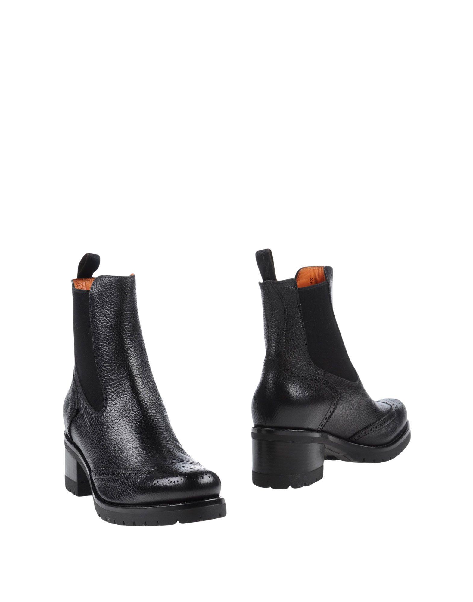 Santoni Chelsea Boots Damen aussehende  11056018UHGünstige gut aussehende Damen Schuhe cfc590