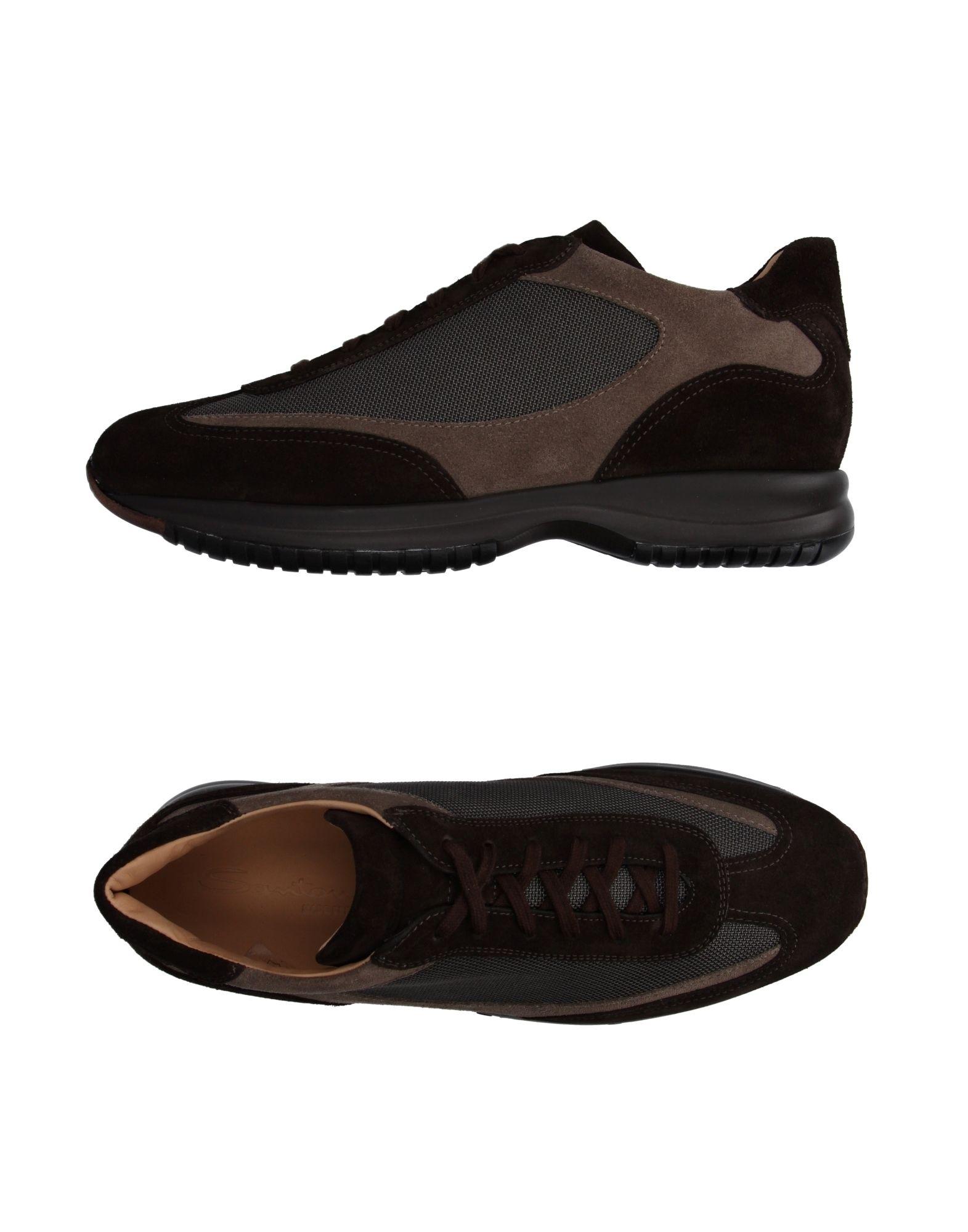 Sneakers Santoni Uomo - 11056508LM elegante