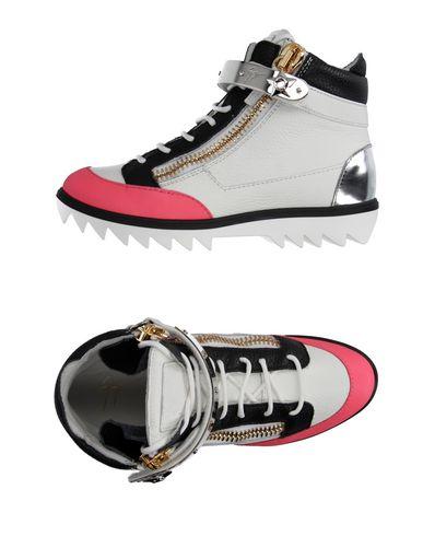 Los últimos zapatos de Giuseppe hombre y mujer Zapatillas Giuseppe de Zanotti Mujer - Zapatillas Giuseppe Zanotti - 11056869GM Blanco 50d969