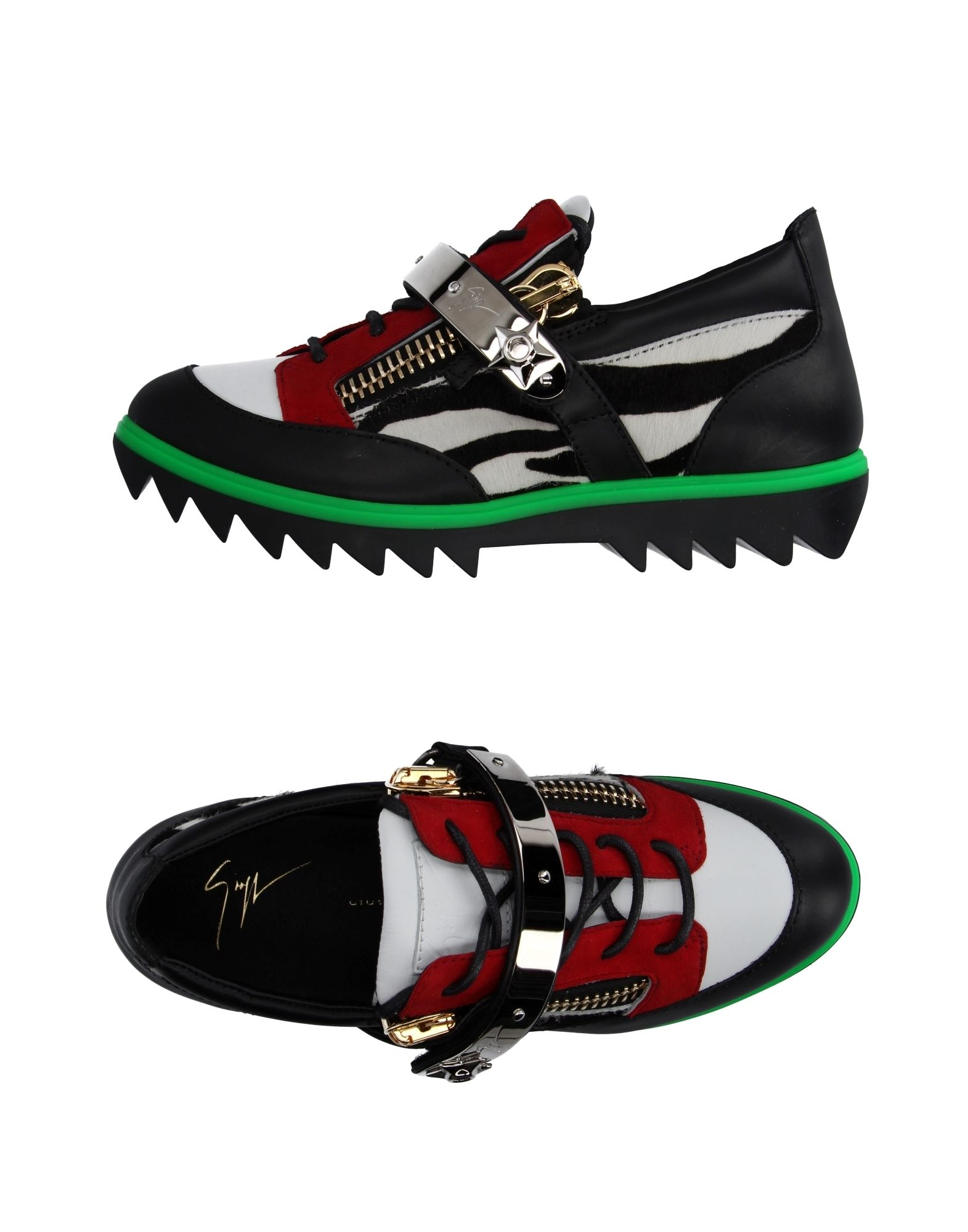 Giuseppe Zanotti Sneakers Damen  11056926XEGünstige gut aussehende Schuhe