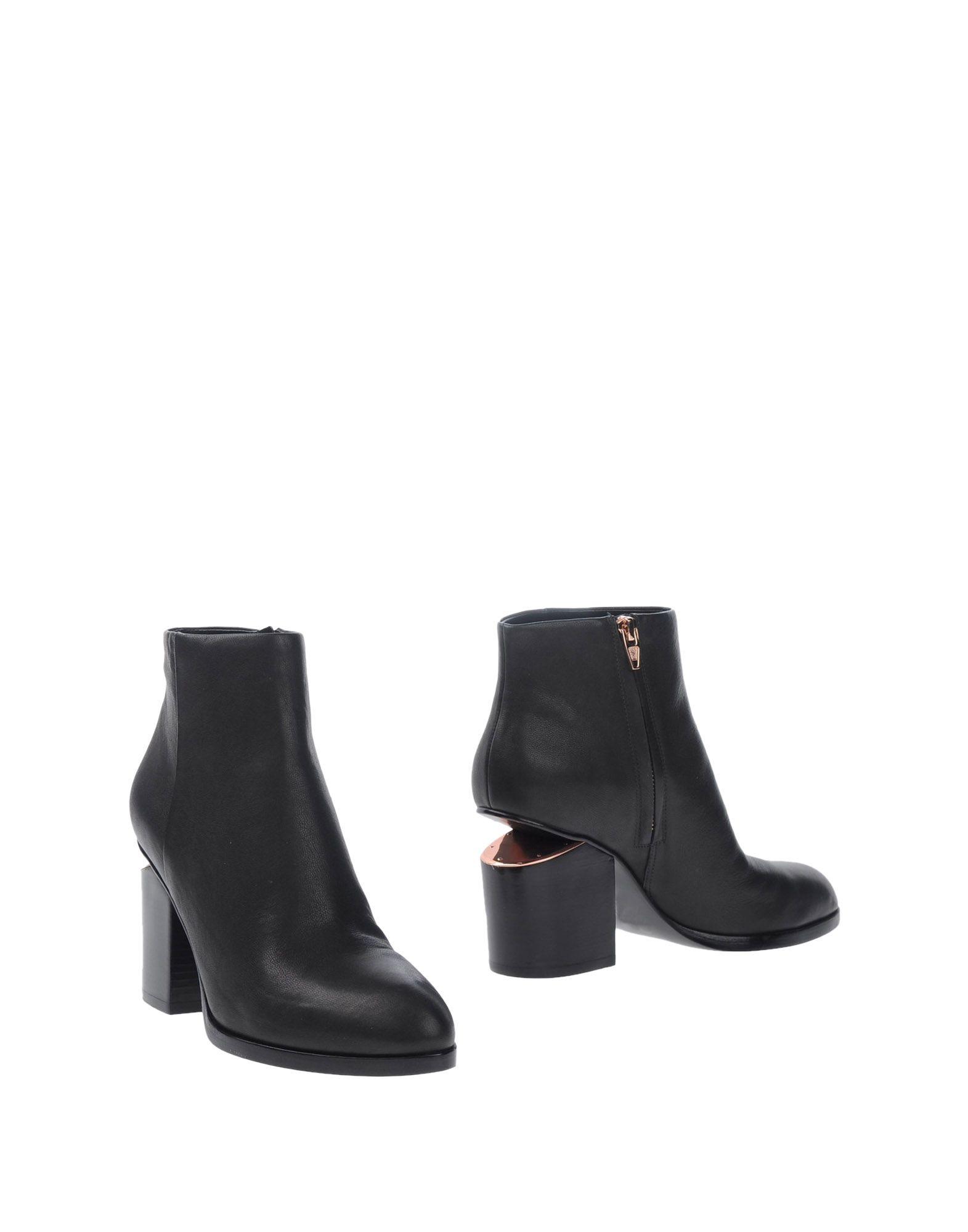 Alexander Wang Stiefelette Damen  11057134RWGünstige gut aussehende Schuhe
