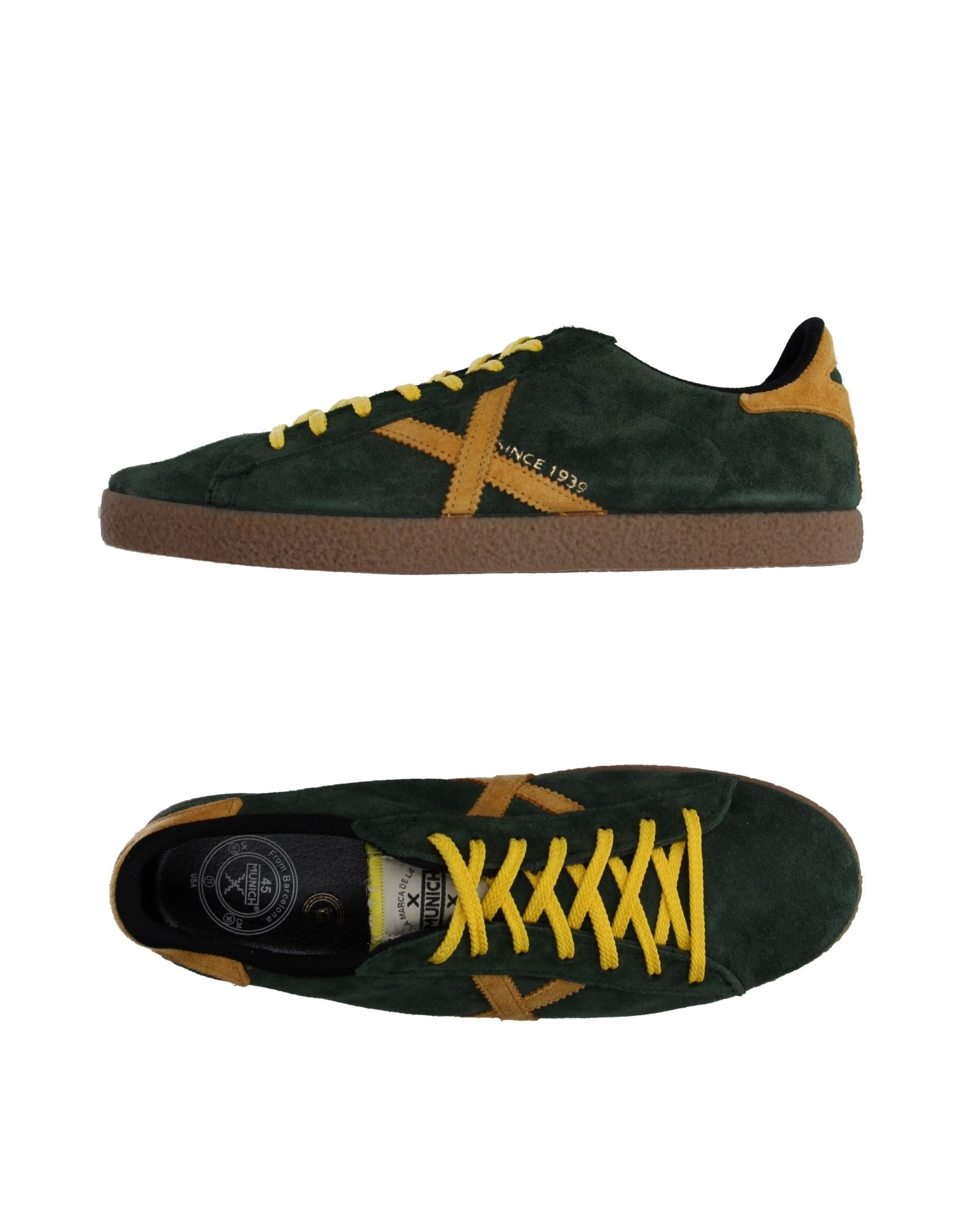 Rabatt echte Schuhe Munich Sneakers Herren  11057238GN