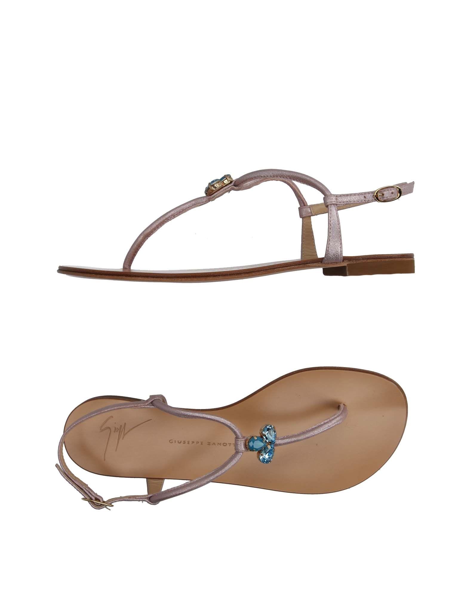 Rabatt Schuhe Giuseppe Zanotti Dianetten Damen  11057469CI