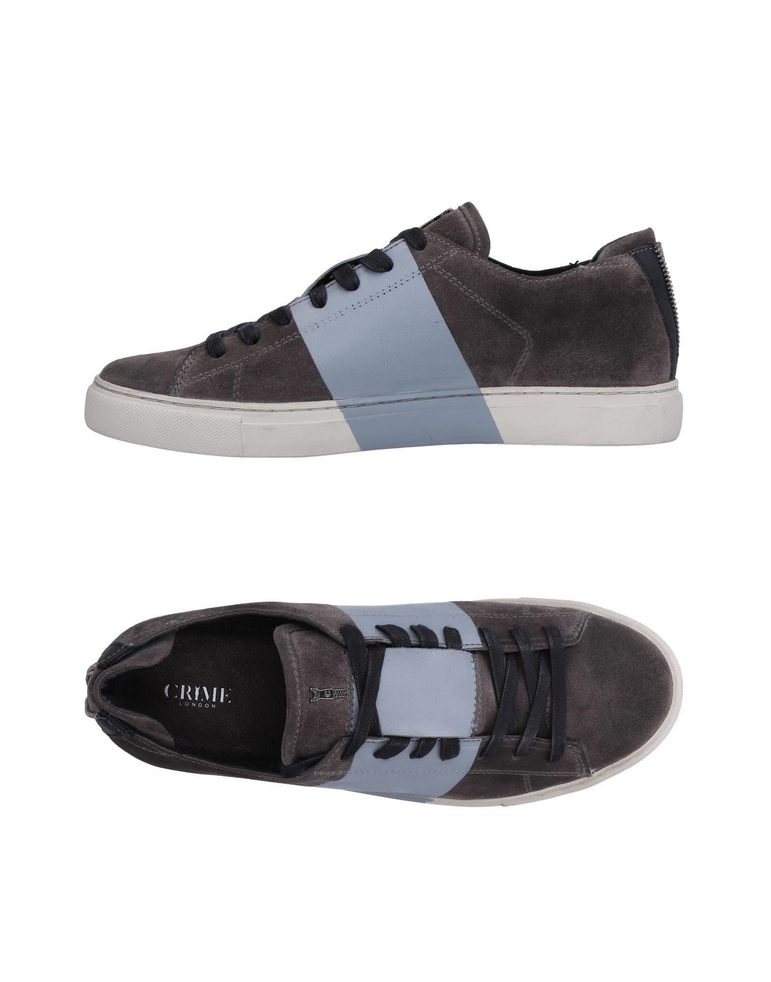 Rabatt echte Schuhe Crime London Sneakers Herren  11058472RB
