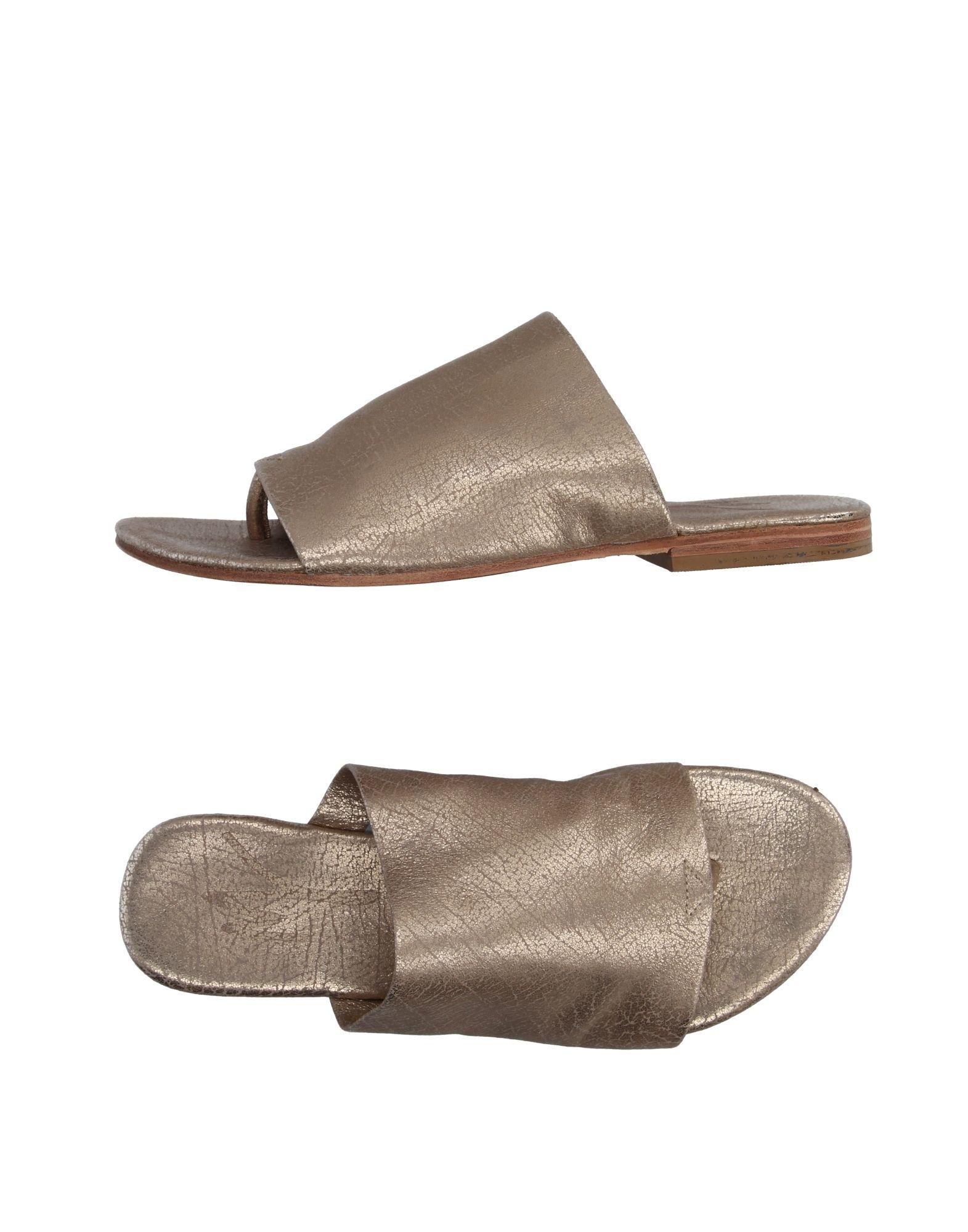 Manila Grace Denim Dianetten Damen  11058731MQ Gute Qualität beliebte Schuhe