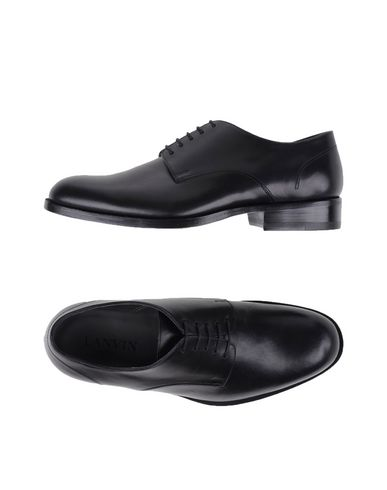 Lanvin Laced Shoes   Footwear U by Lanvin