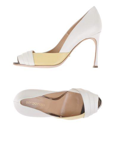 Los zapatos más populares para De hombres y mujeres Zapato De para Salón Sergio Rossi Mujer - Salones Sergio Rossi - 11059226PQ Marfil 3e3cee