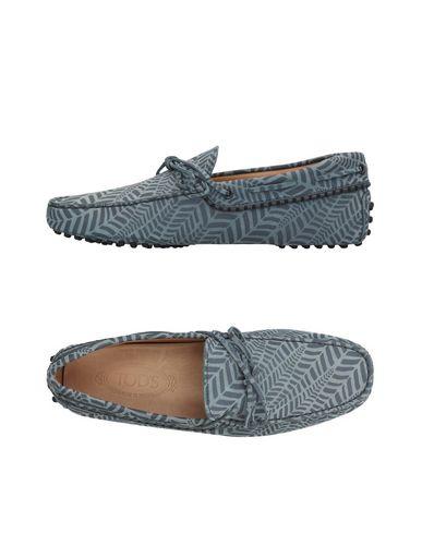 Zapatos Mocasines con descuento Mocasín Tod's Hombre - Mocasines Zapatos Tod's - 11059379QB Gris 2292b4