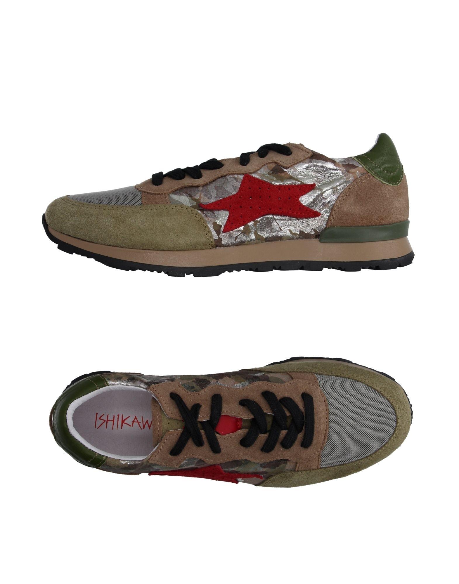 Rabatt echte Schuhe 11060251OH Ishikawa Sneakers Herren  11060251OH Schuhe 9472e2