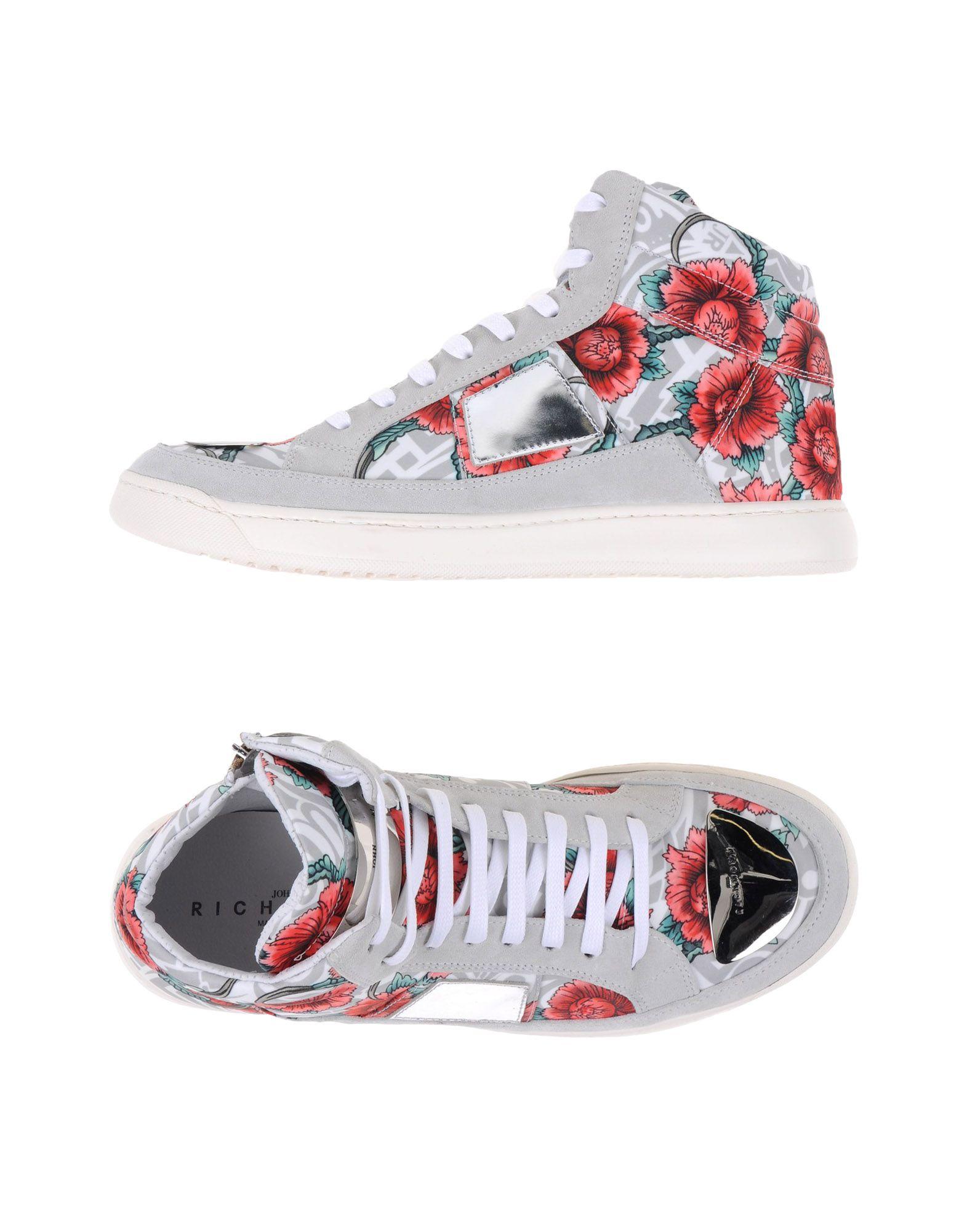 John Richmond Sneakers Herren  11060745UF Neue Schuhe