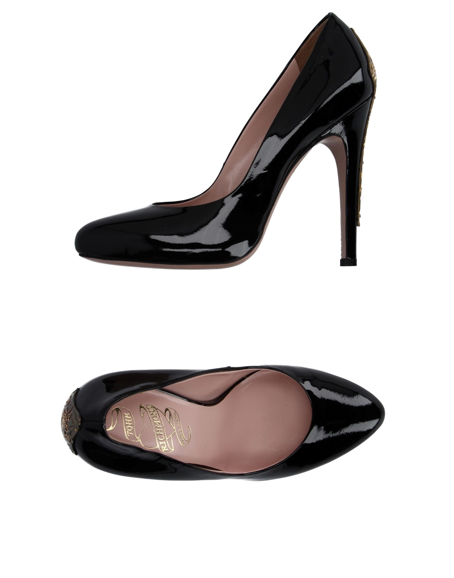 Escarpins John Richmond Black Label Femme - Escarpins John Richmond Black Label sur