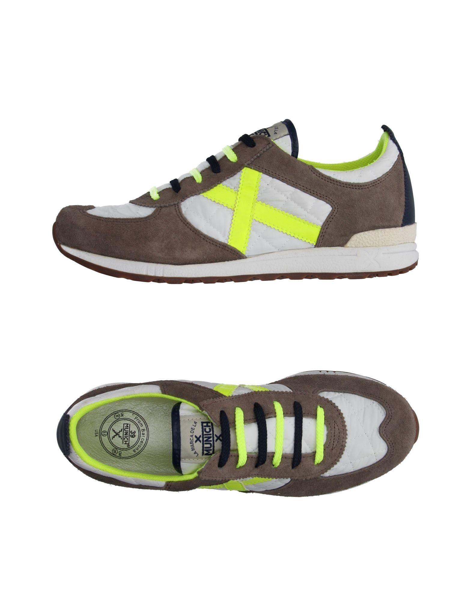 Munich Sneakers Herren  11061504EV Heiße Schuhe