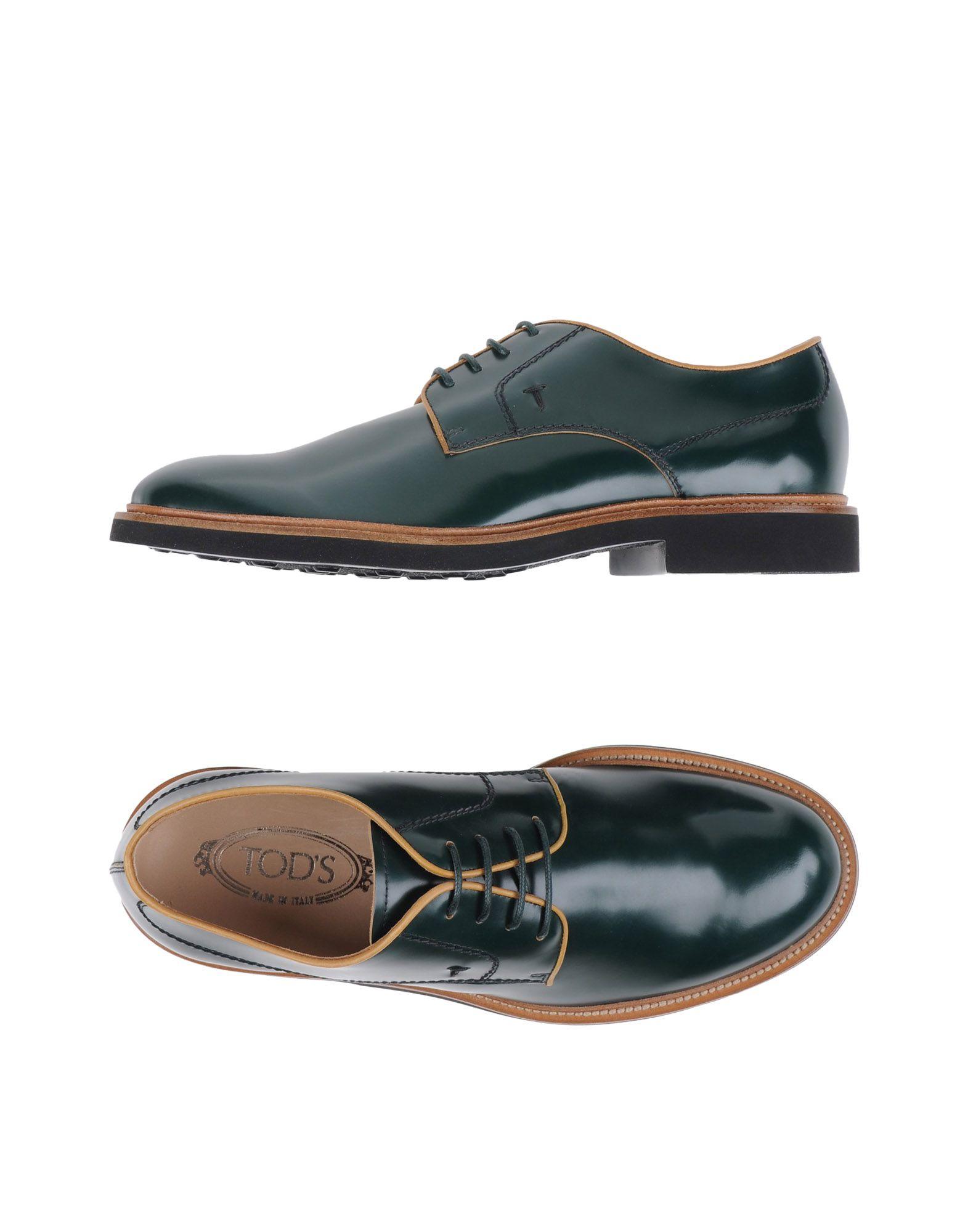 Tod's Schnürschuhe Herren  11061997JM Gute Qualität beliebte Schuhe