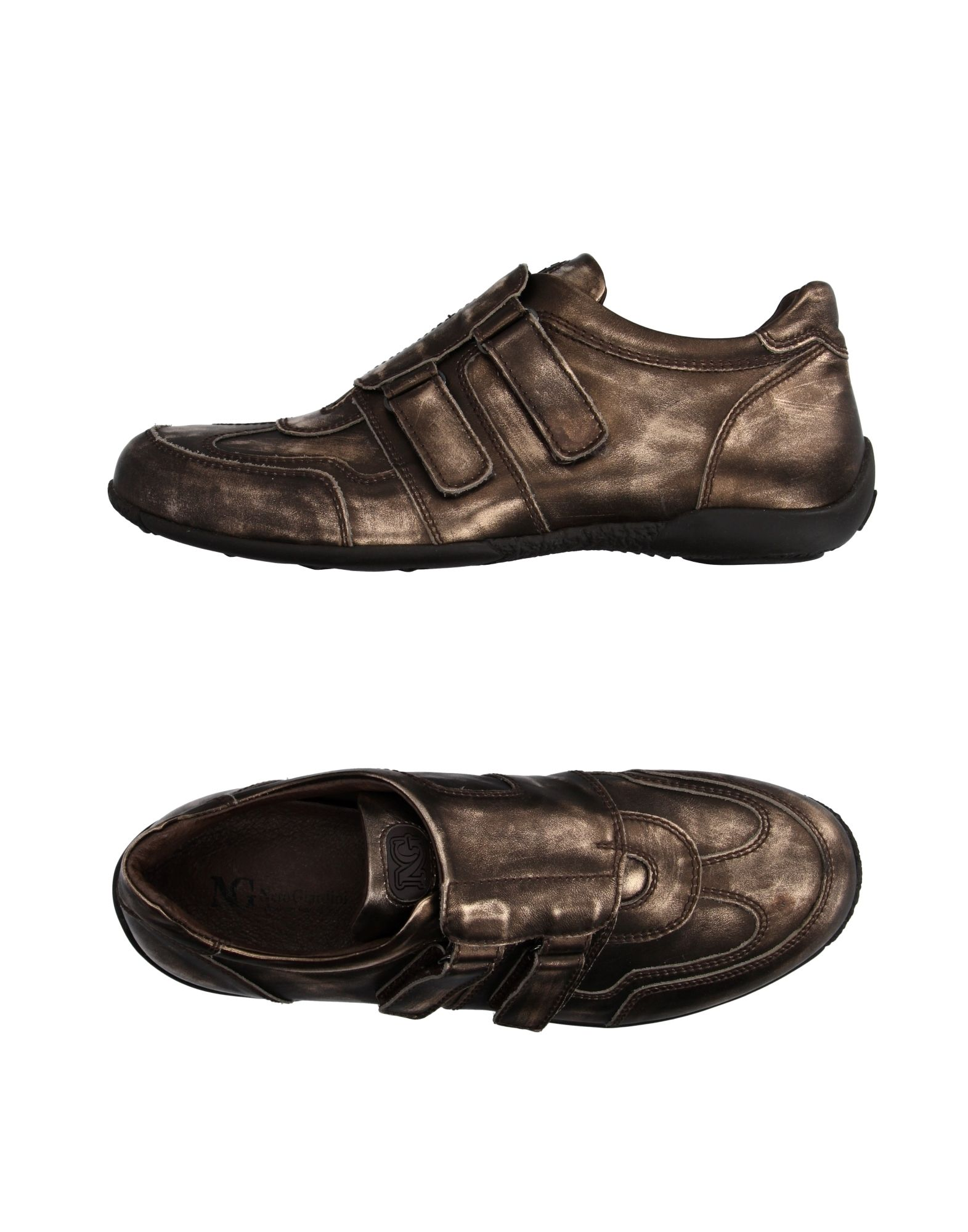 Rabatt echte Schuhe Ng Nero Giardini Sneakers Herren  11062085MG