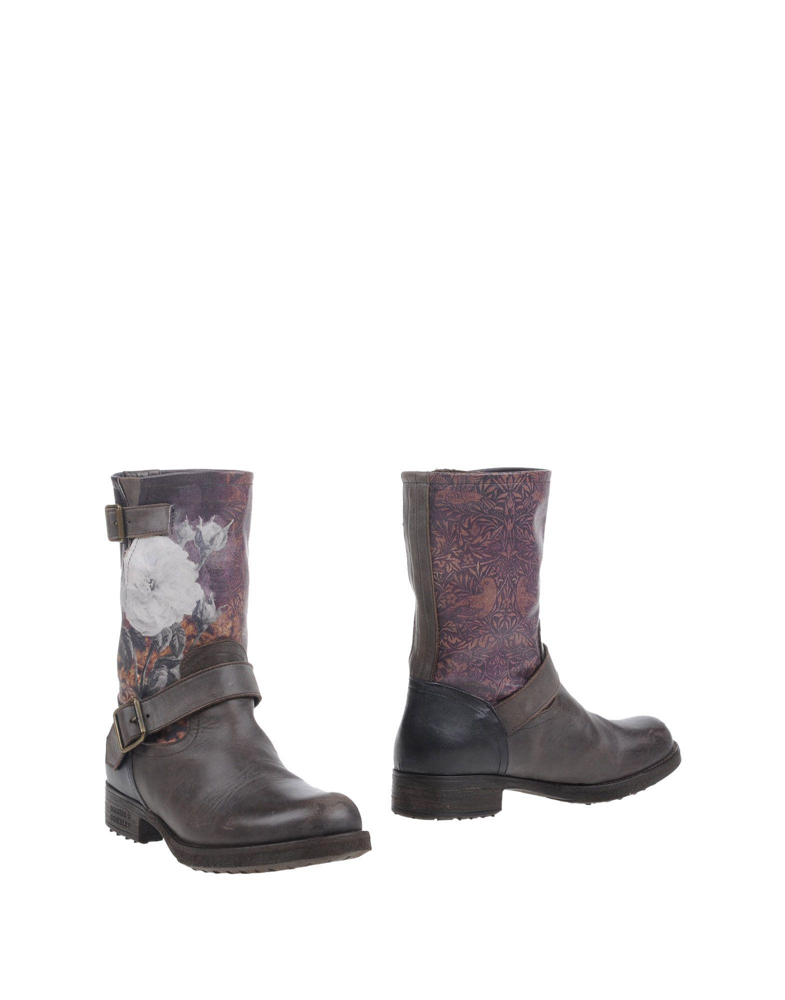 Stilvolle billige Schuhe  Soisire Soiebleu Stiefelette Damen  Schuhe 11062300BD 2a4e93