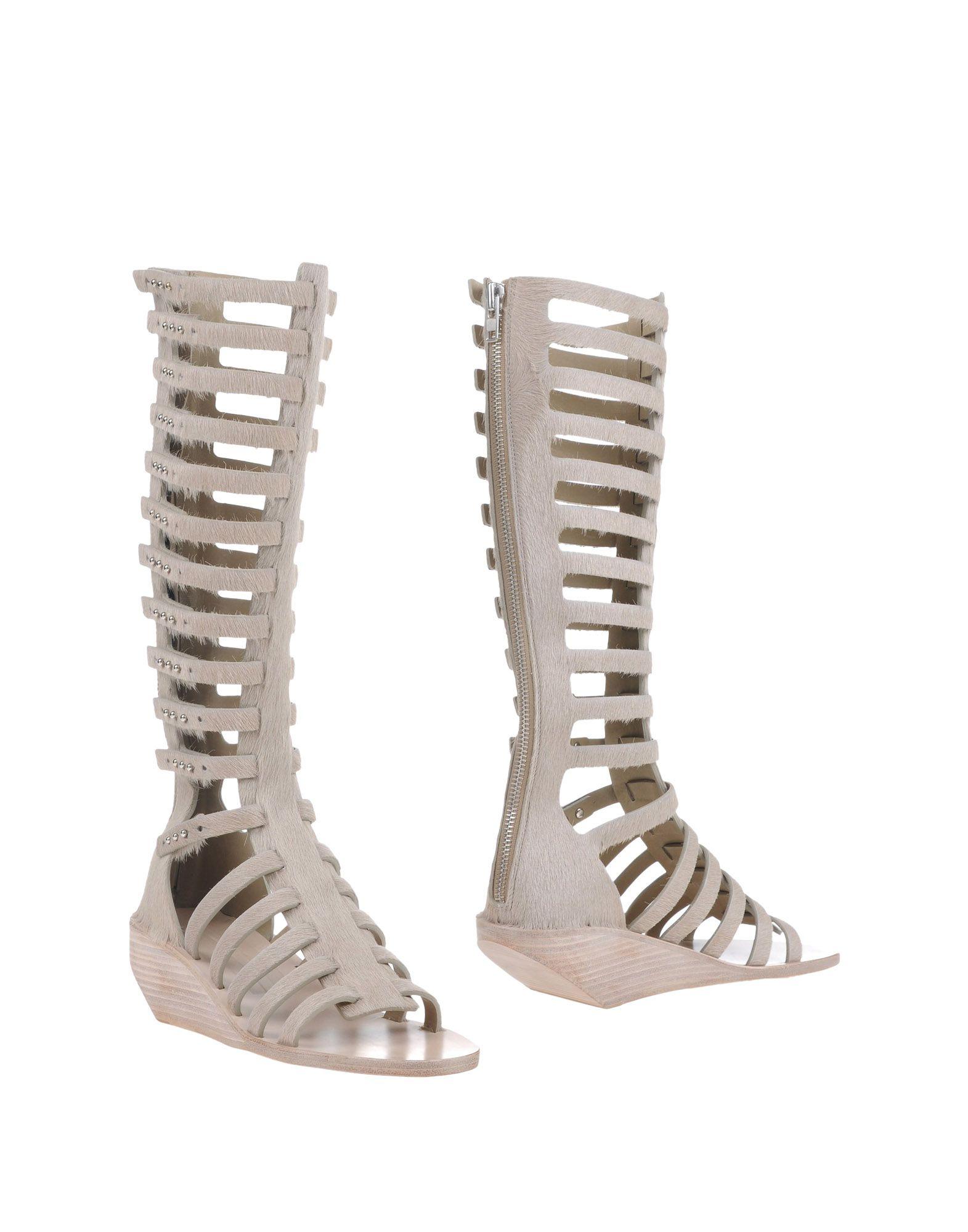 Rick Owens Stiefel Damen  11062389MWGünstige gut aussehende Schuhe