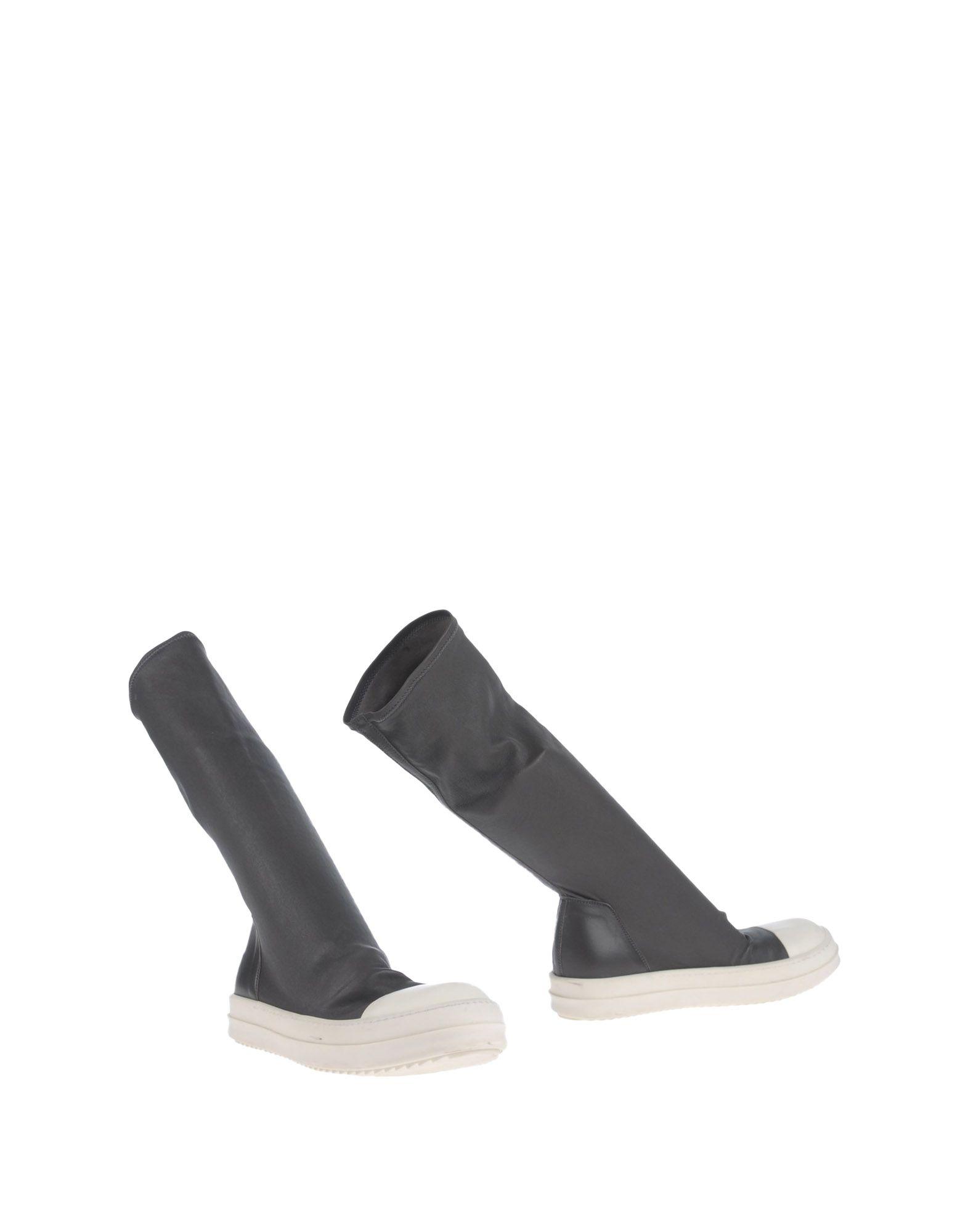 Rick Owens Stiefel gut Damen  11062441VPGünstige gut Stiefel aussehende Schuhe b1dd52