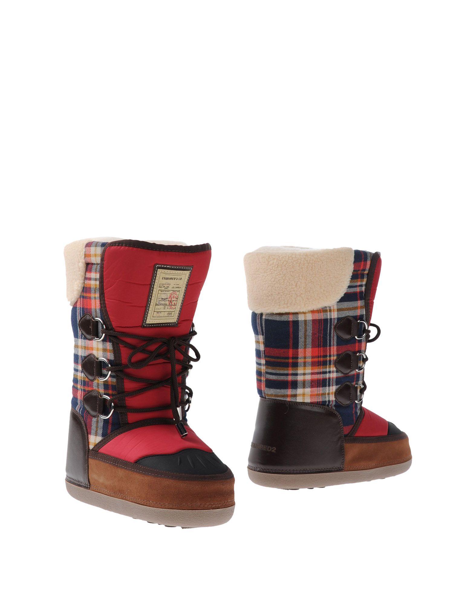 Stilvolle Damen billige Schuhe Dsquared2 Stiefel Damen Stilvolle  11063015RU 5dd5c3