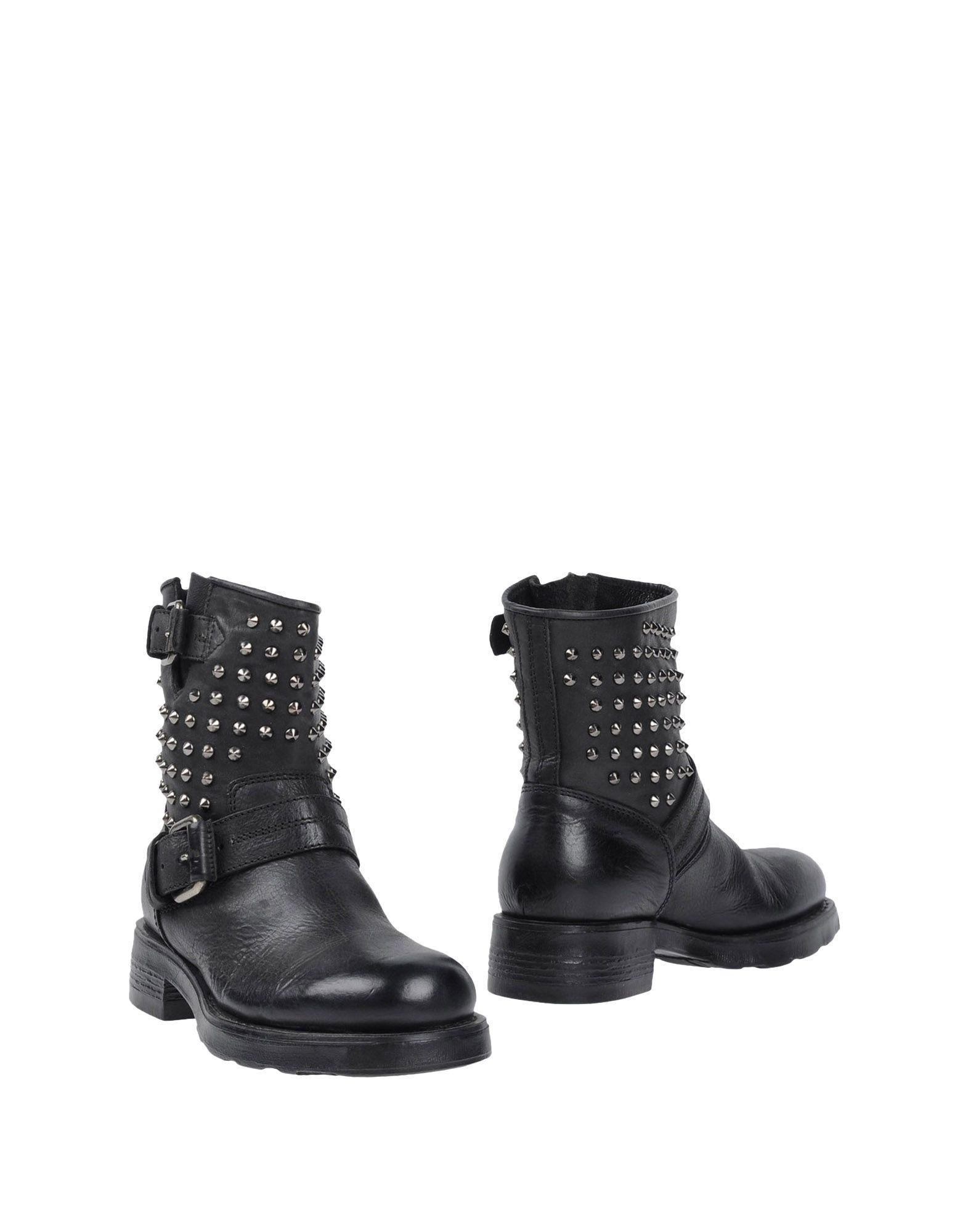 Stilvolle billige Schuhe O.X.S.  Stiefelette Damen  O.X.S. 11063671SE 34b970