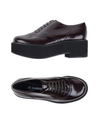 JIL SANDER NAVY - Laced shoes